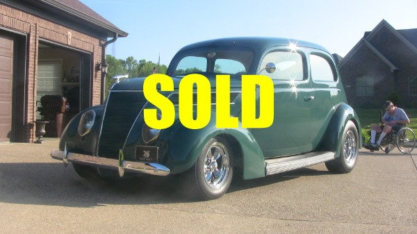 1937 Ford Humpback  For Sale $42500