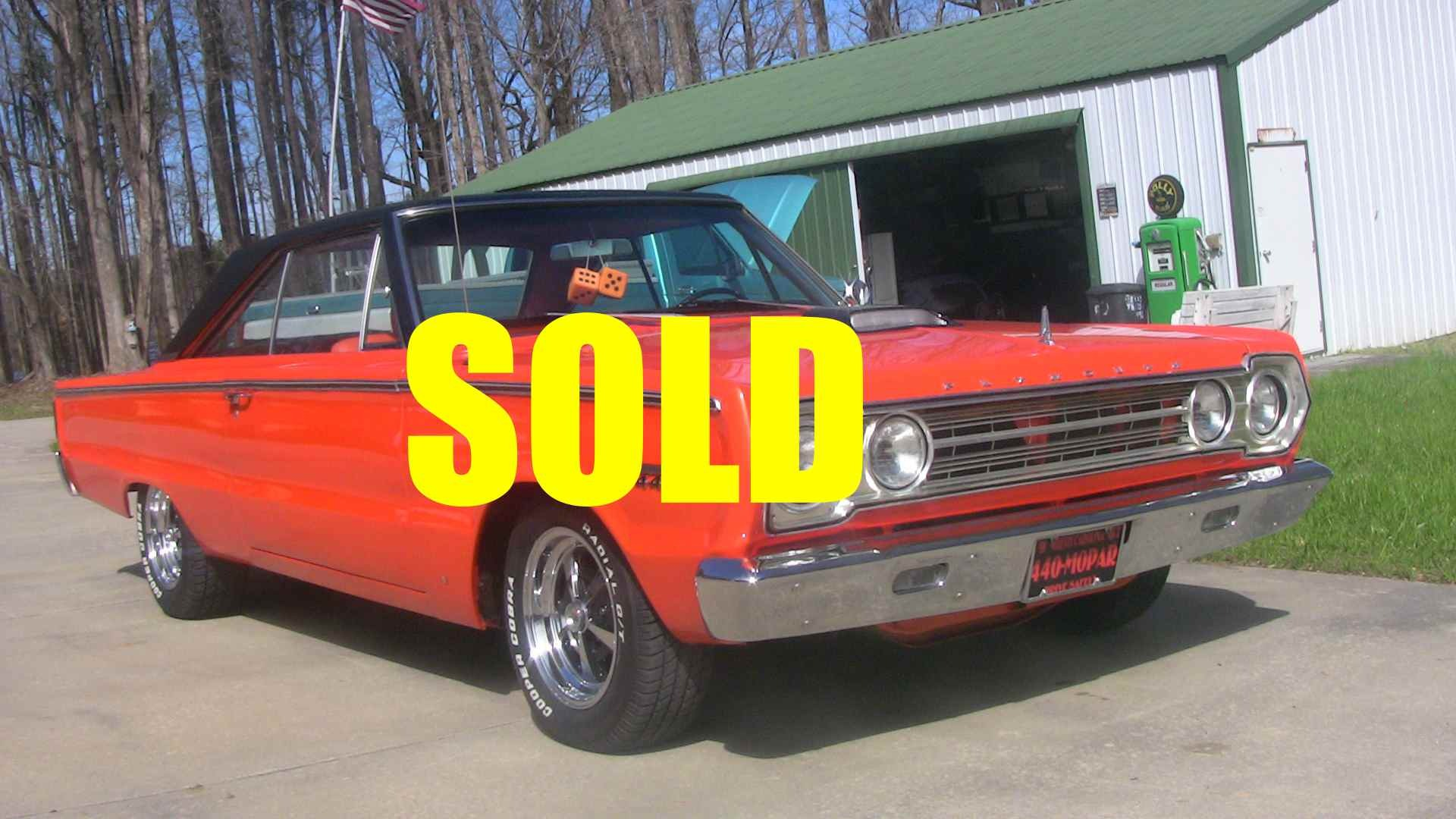 Used 1967 Plymouth Belvedere  101 , For Sale $25000, Call Us: (704) 996-3735