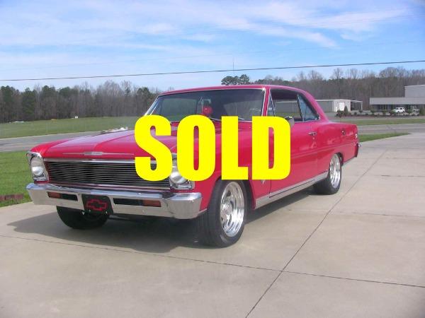 1966 Chevrolet Nova Super Sport For Sale $40000