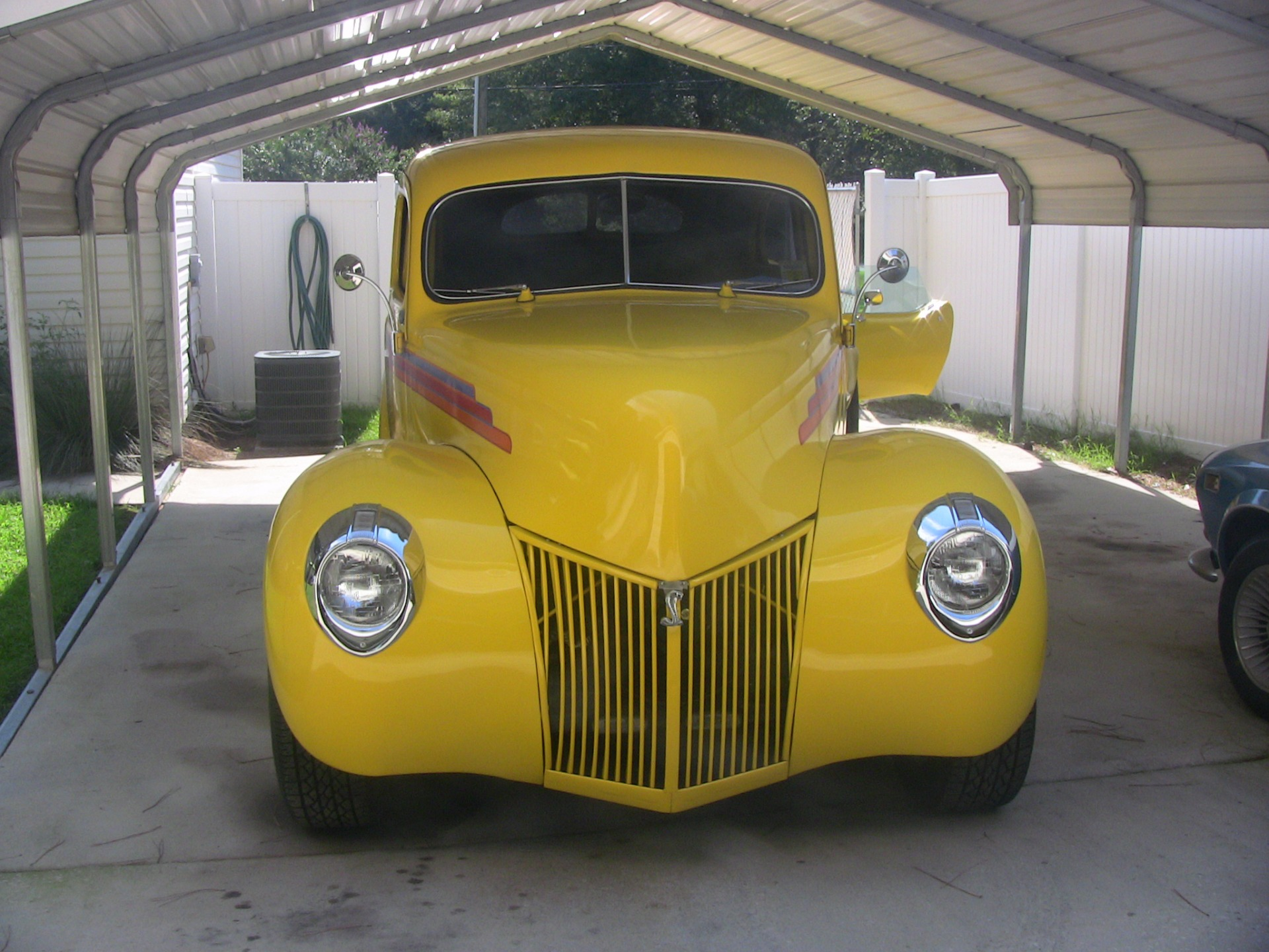 1940 Ford Deluxe Custom Stock A112 For Sale Near