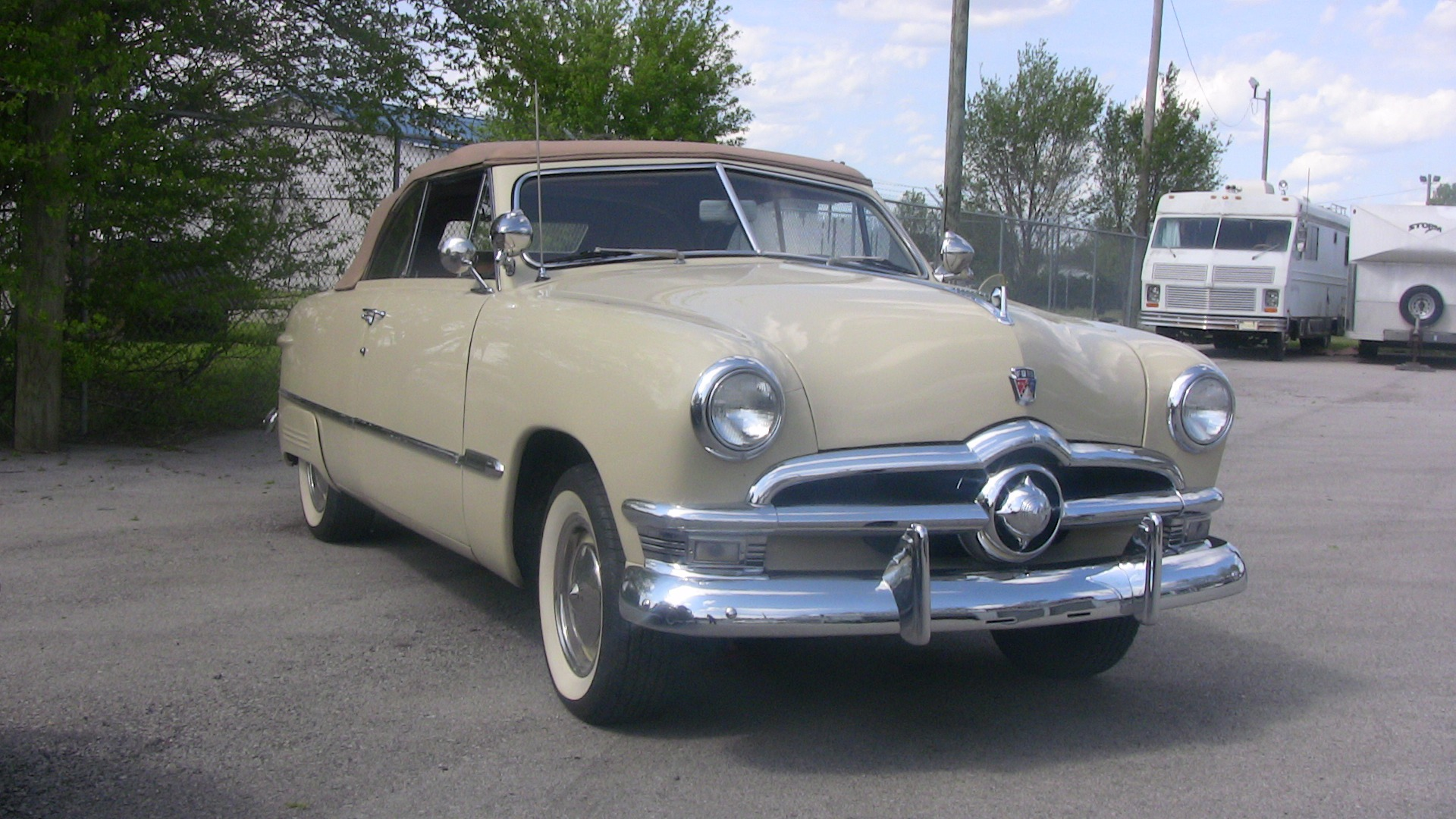 How To Calculate Interest On A Car Loan >> 1950 Ford Convertible Stock # A103 for sale near Cornelius ...