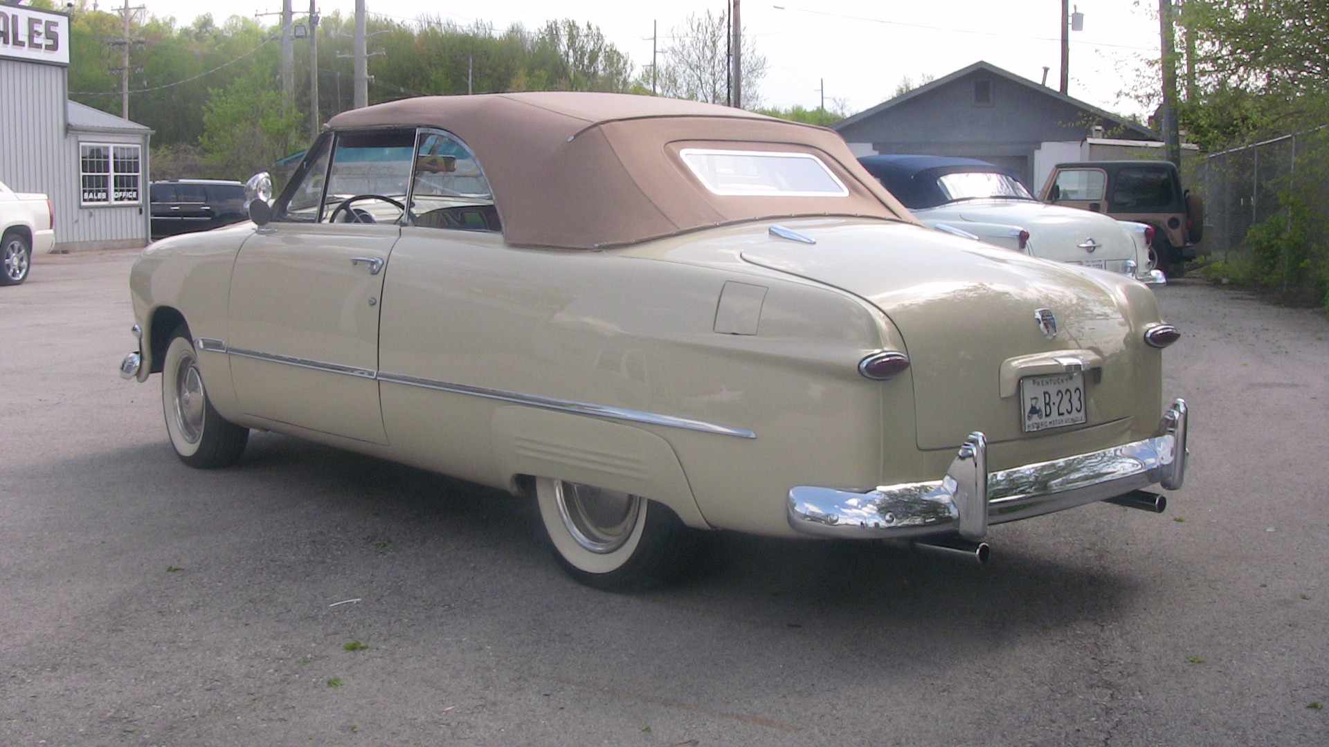 Used 1950 Ford Convertible  | Cornelius, NC