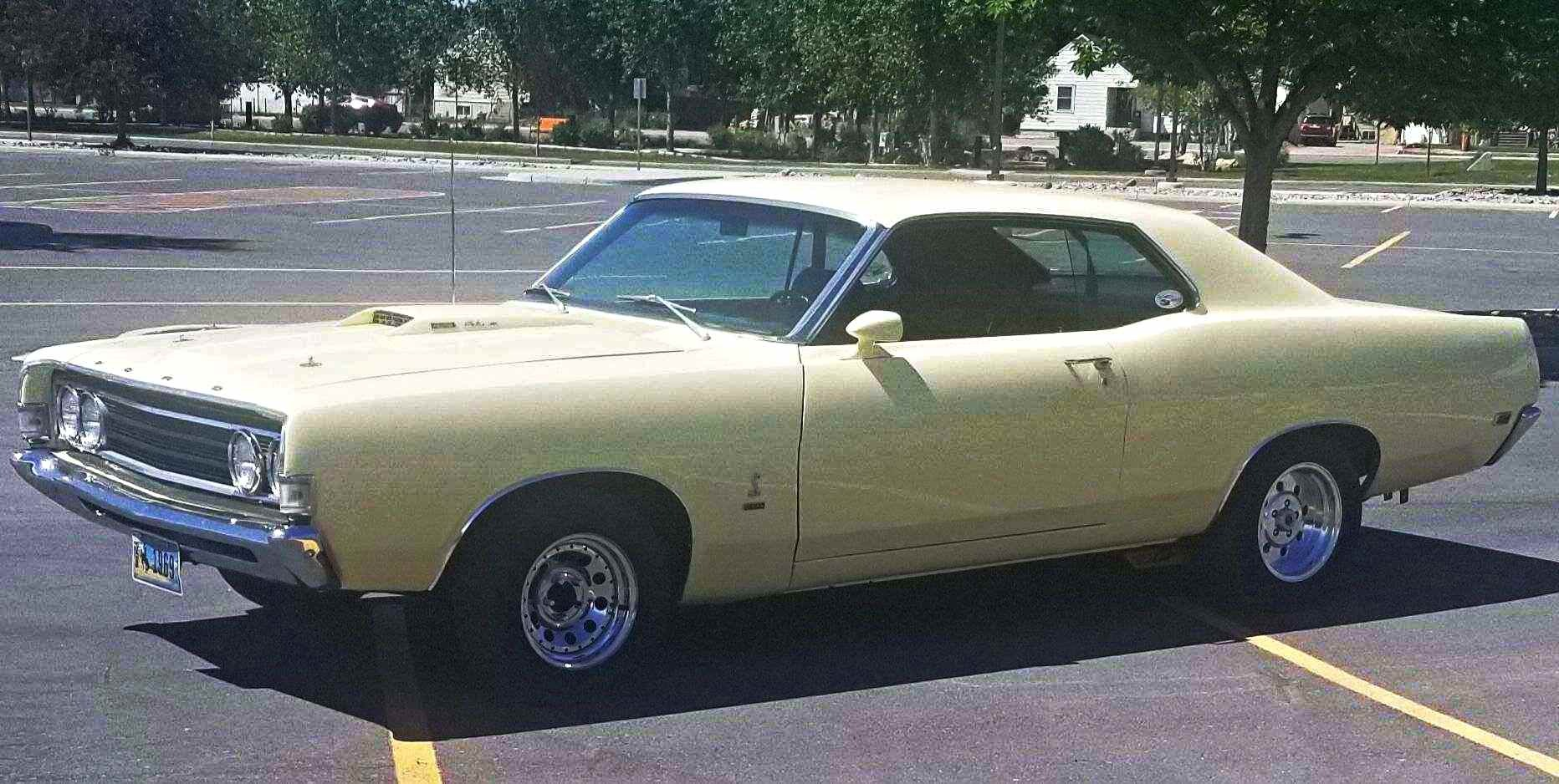 1969 Ford Torino Cobra Jet R-Code with Formal Roof
