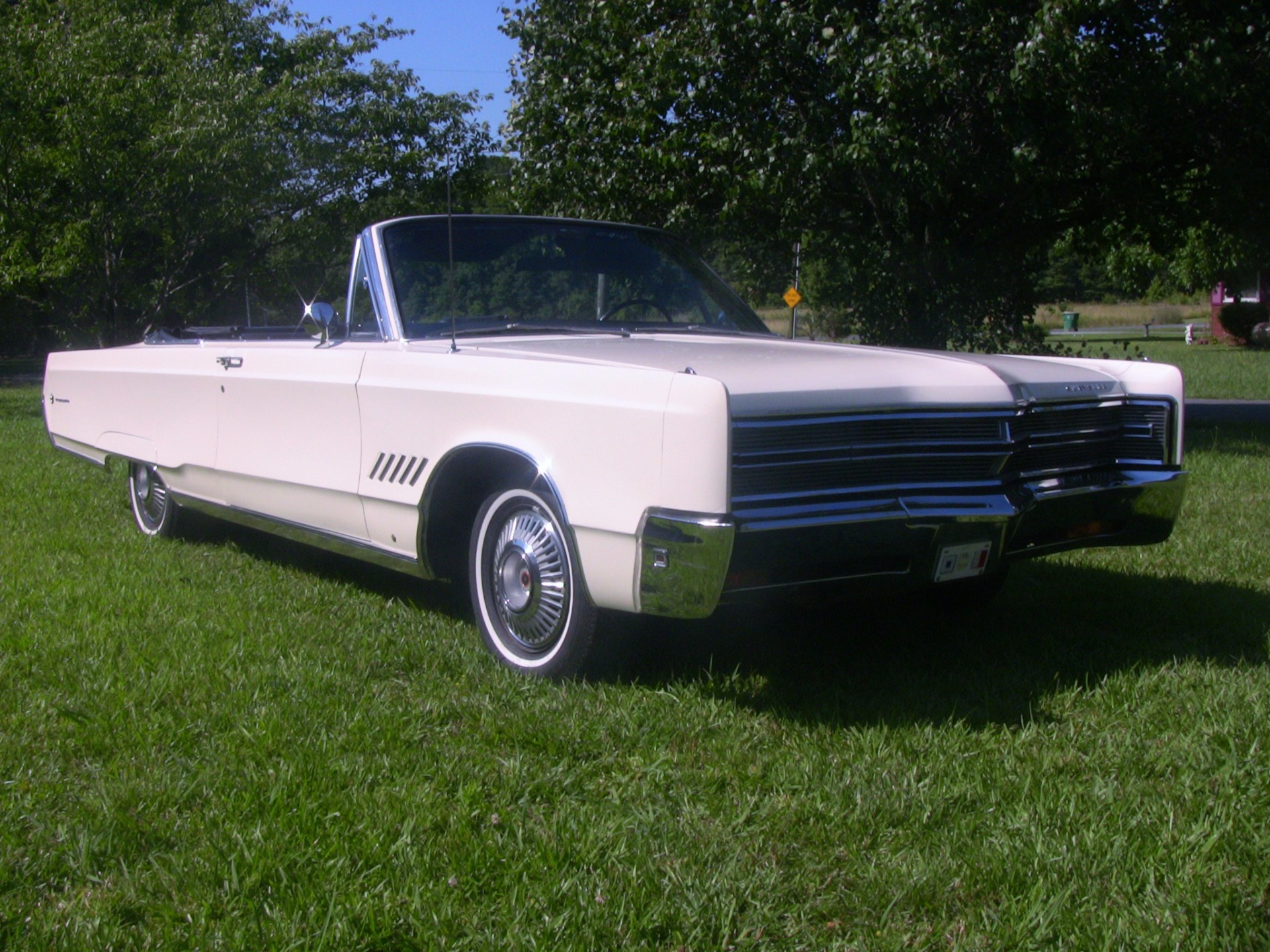 1968 chrysler 300 convertible stock a101 for sale near cornelius nc nc chrysler dealer. Black Bedroom Furniture Sets. Home Design Ideas