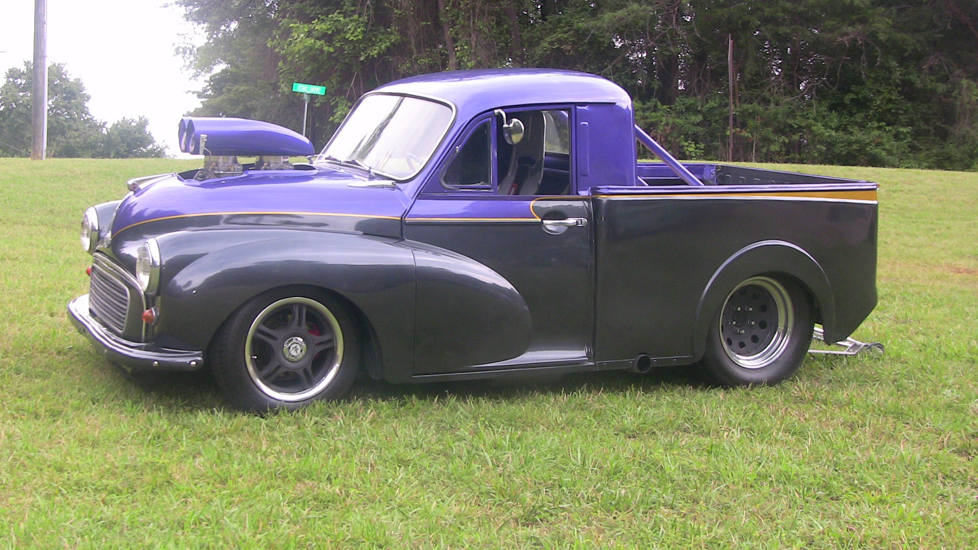 How To Calculate Apr On A Loan >> 1960 Morris Minor Pickup Truck Stock # A120 for sale near Cornelius, NC | NC Morris Minor Dealer