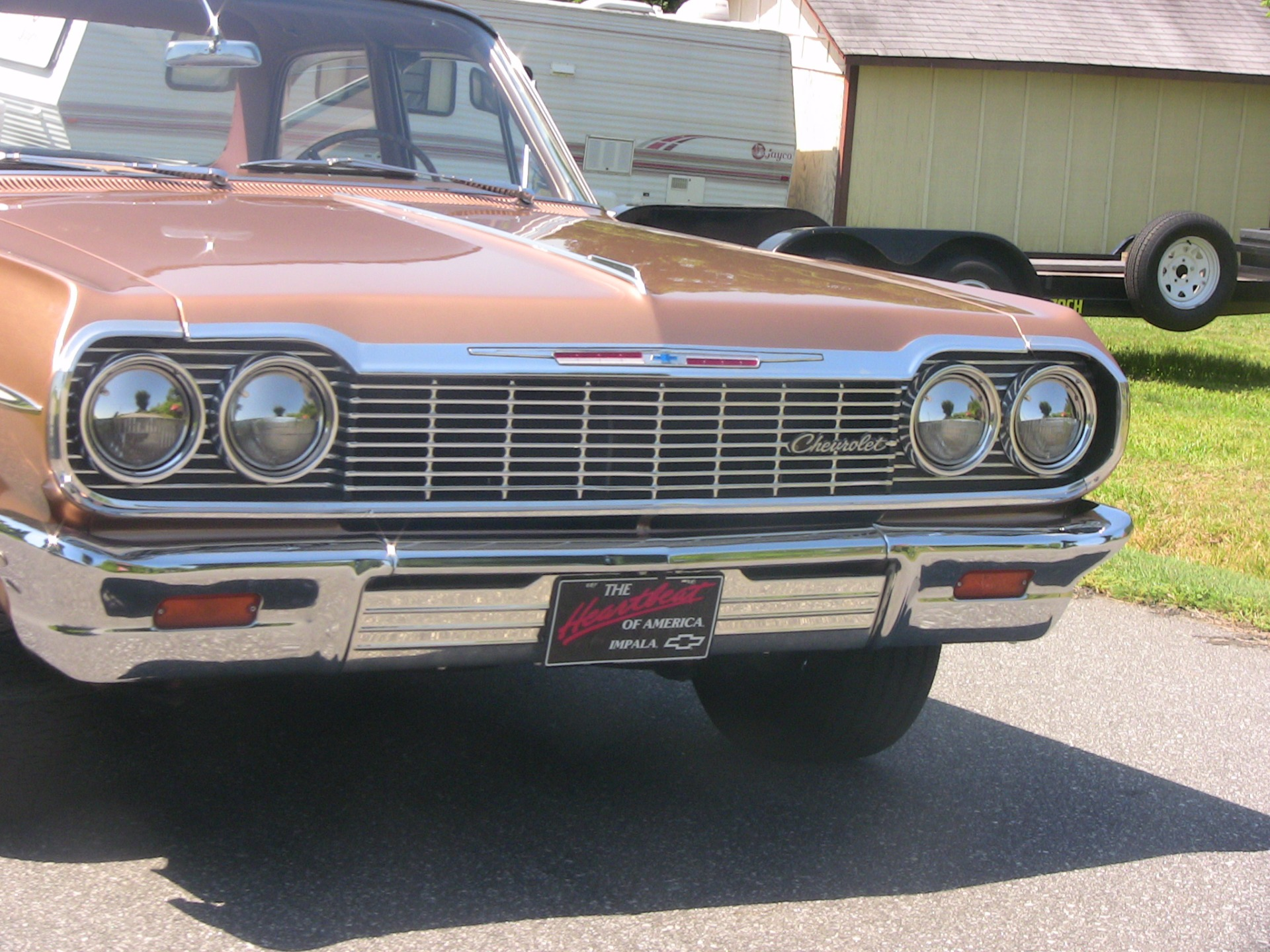 1964 Chevrolet Impala Stock A122 For Sale Near Cornelius
