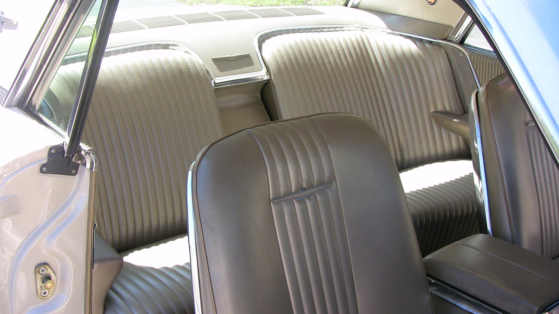 1964 Ford Thunderbird Stock A124 For Sale Near Cornelius Nc Dash Pad Used