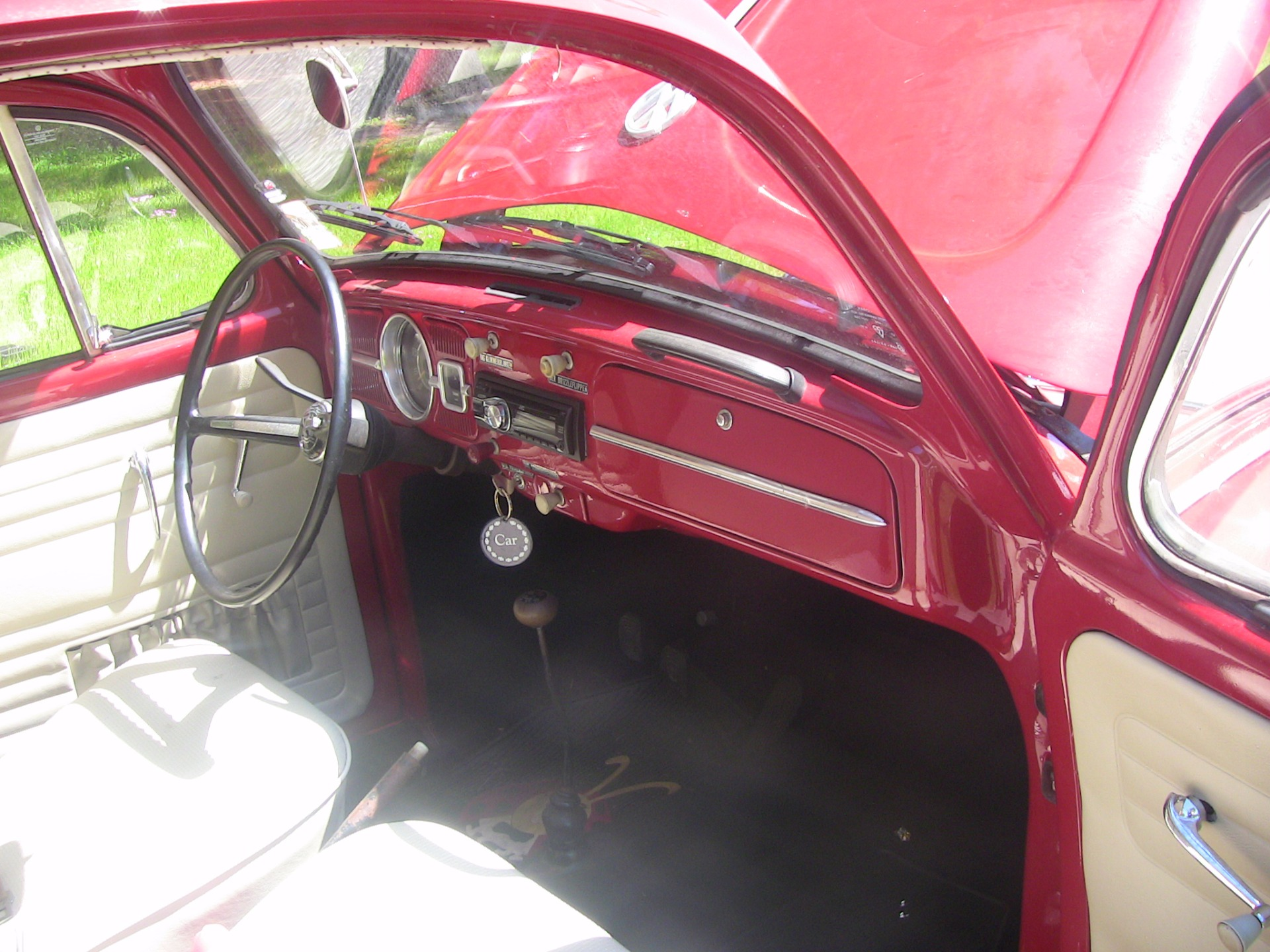 1966 Volkswagen Beetle Stock # A128 for sale near Cornelius, NC | NC Volkswagen Dealer