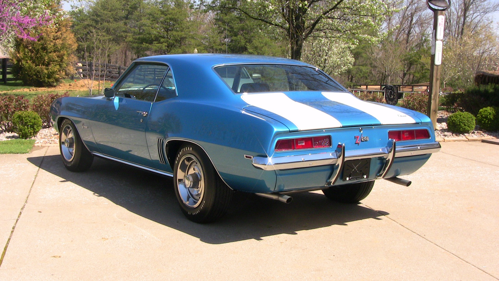 1969 Chevrolet Camaro Z28 Stock # A133 for sale near ...