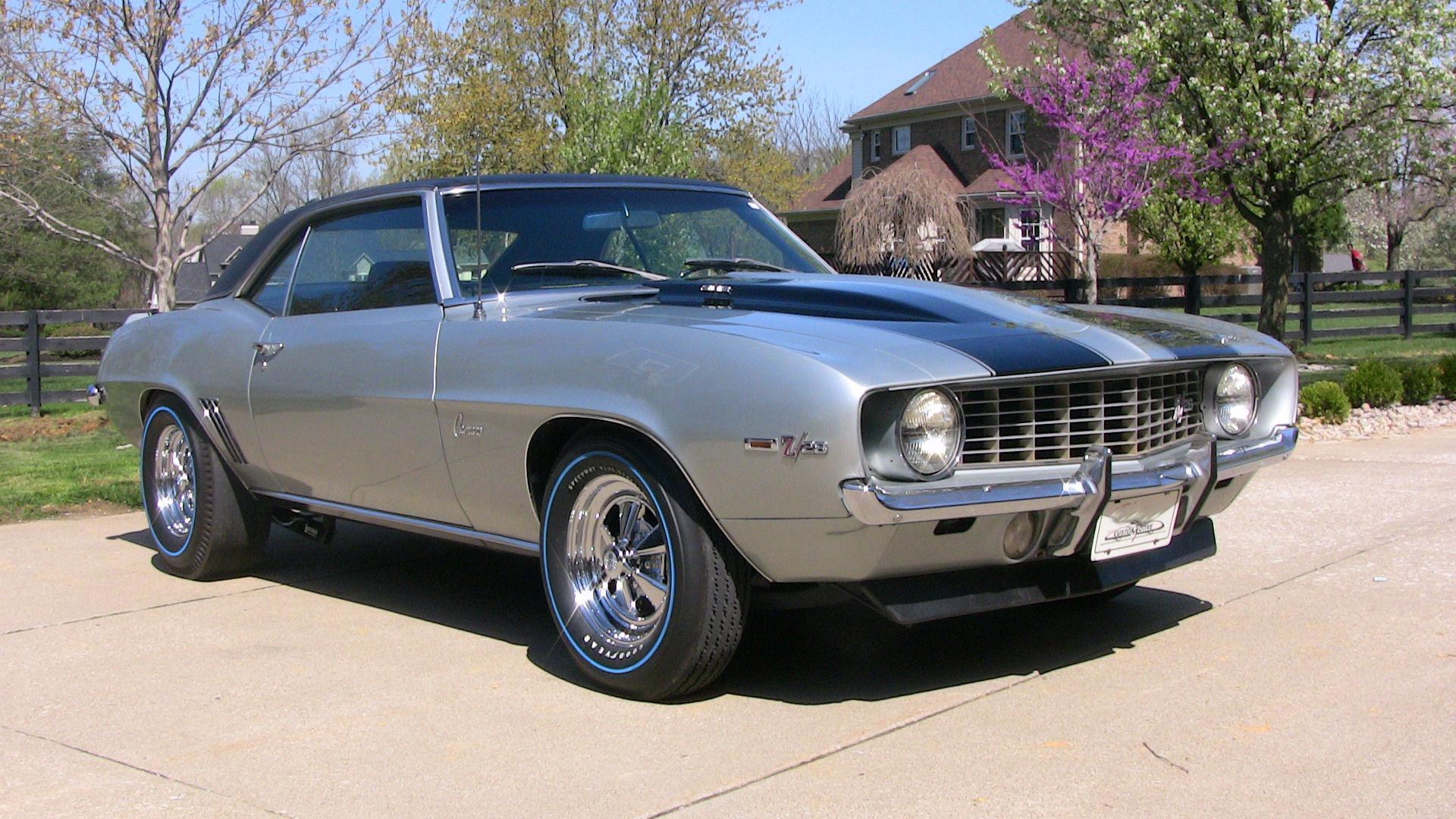 1969 Chevrolet Camaro Z28 Stock # A183 for sale near Cornelius, NC ...