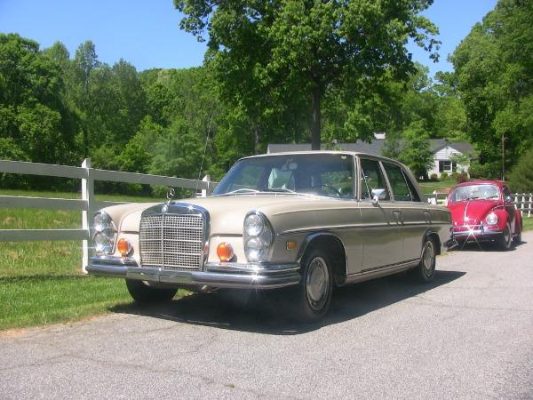 1971 Mercedes Benz 280SE  For Sale $11900