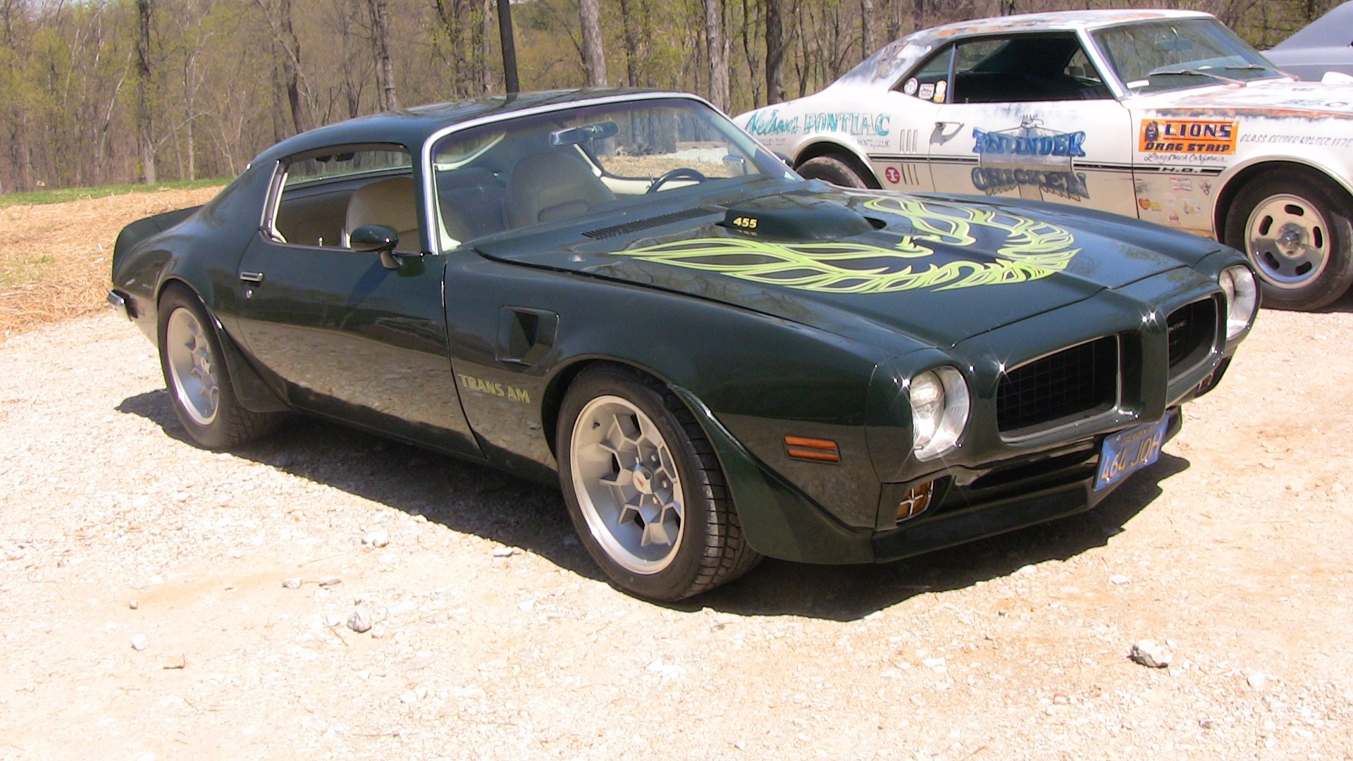 1973 Pontiac Firebird Trans Am For Sale: 1973 Pontiac Trans Am Stock # A140 For Sale Near Cornelius