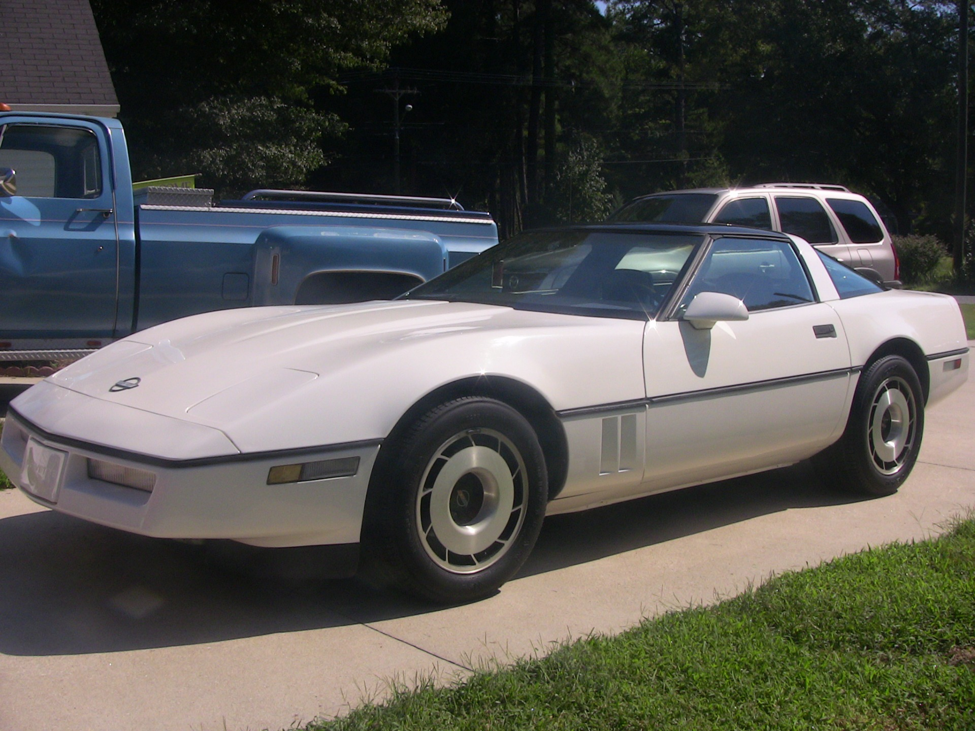 Used Cars For Sale In Charlotte Nc >> 1985 Chevrolet Corvette Stock # A142 for sale near Cornelius, NC | NC Chevrolet Dealer