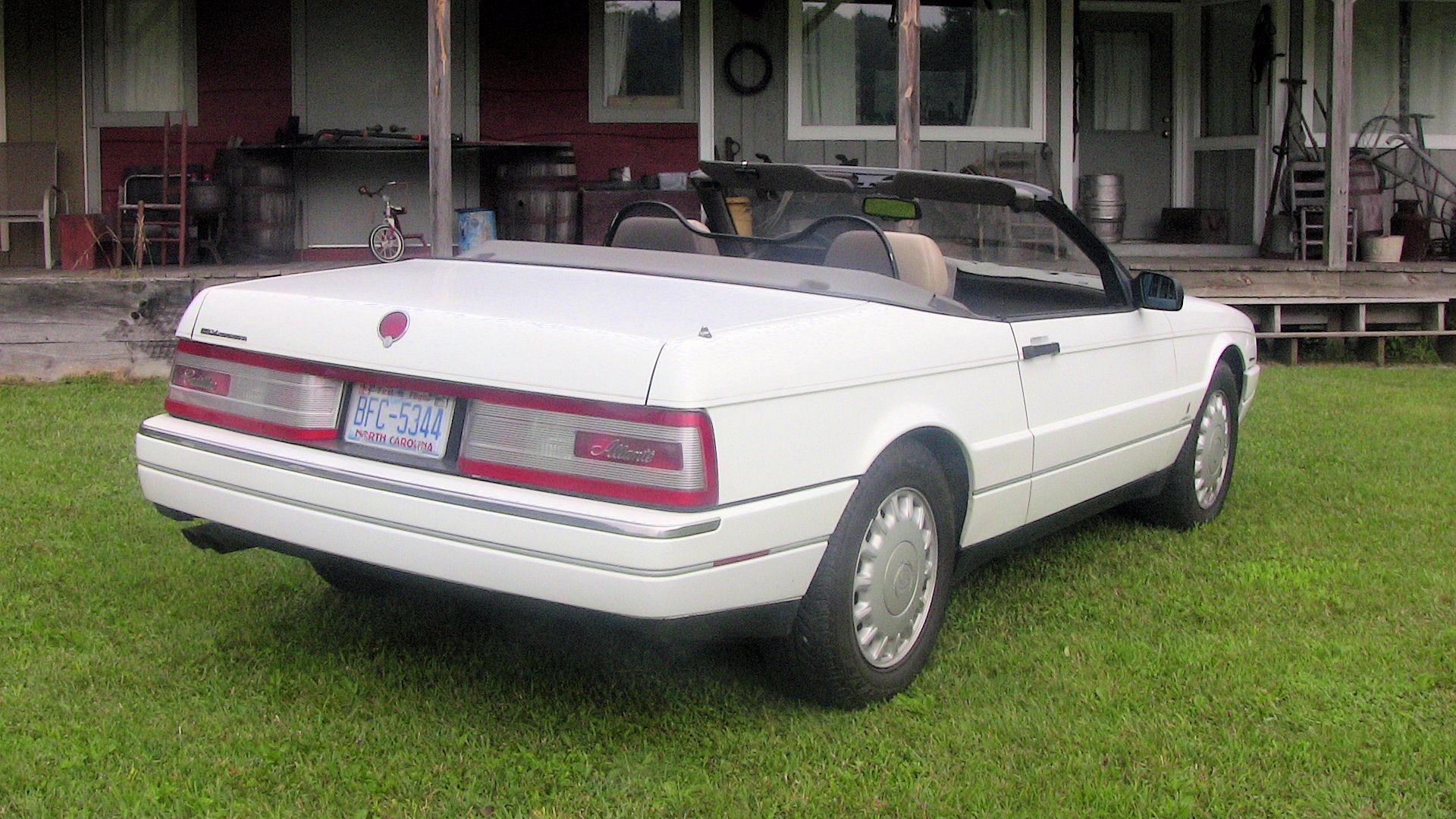 1993 Cadillac Allante Convertible Stock A148 For Sale