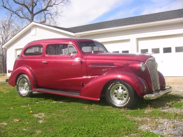 1937 Chevrolet Sedan  For Sale $48000