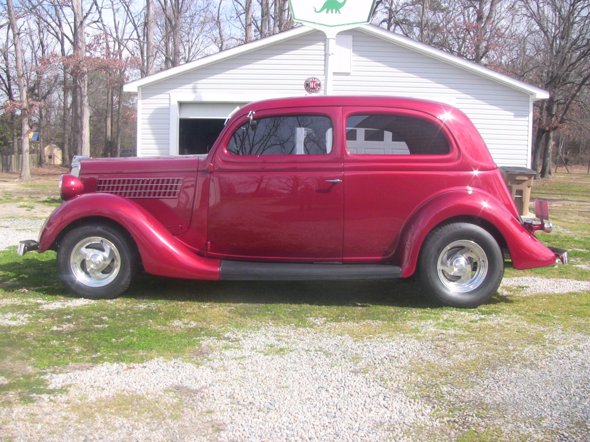 Used 1935 Ford Slantback  | Cornelius, NC