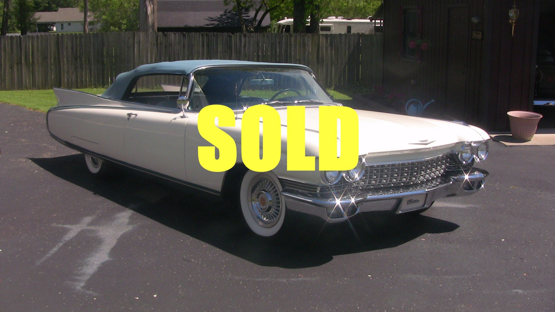 classic completely for pin restored sale cadillac eldorado cadillacs brougham