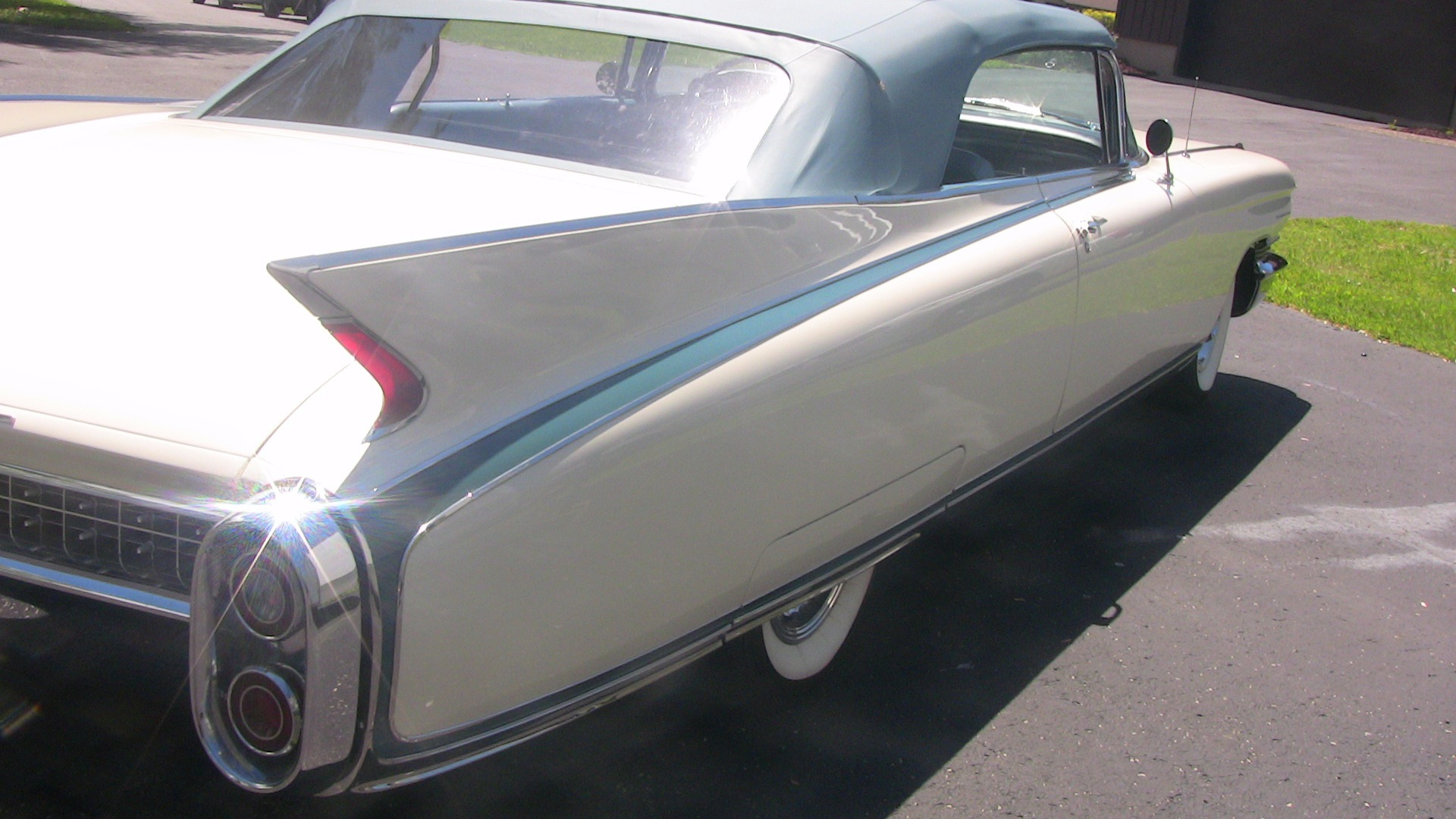 1960 Cadillac Eldorado Biarritz Stock # A162 for sale near ...