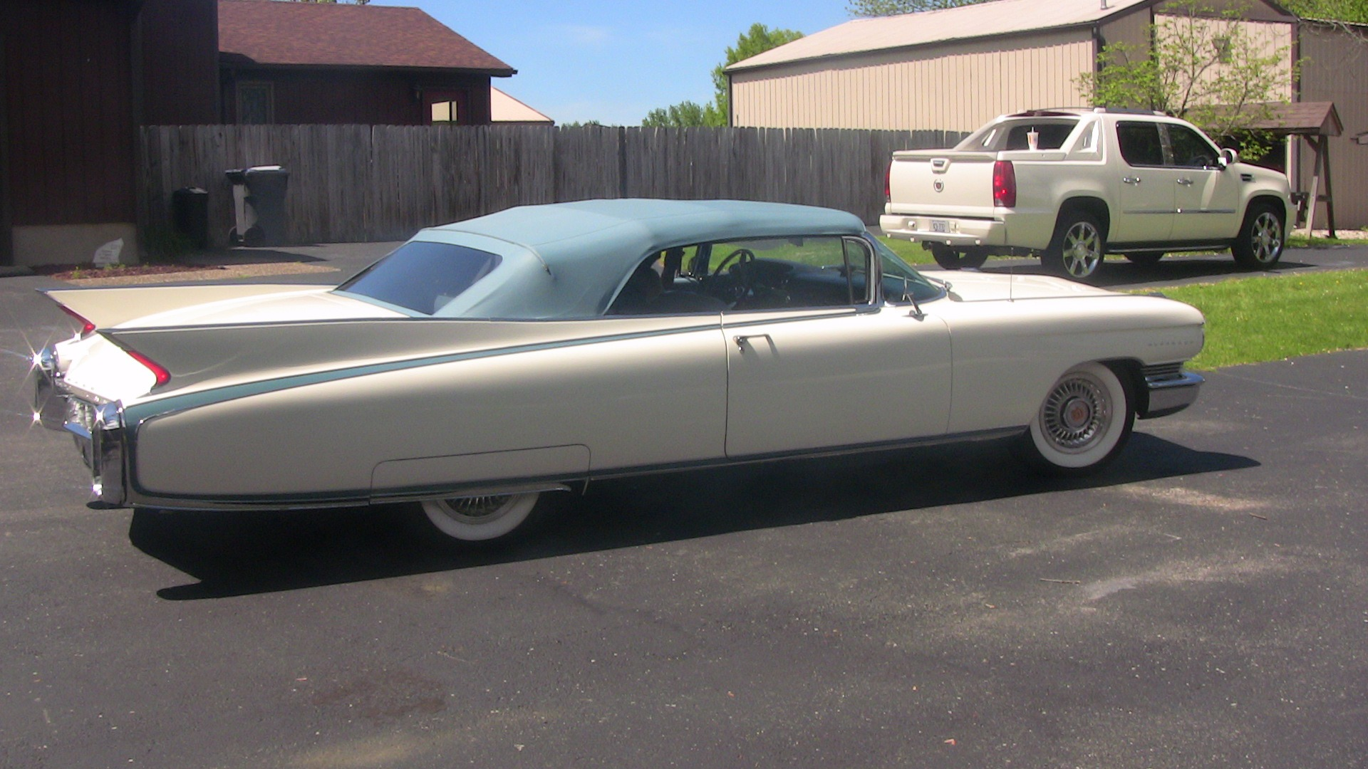 1960 Cadillac Eldorado Biarritz Stock A162 For Sale Near