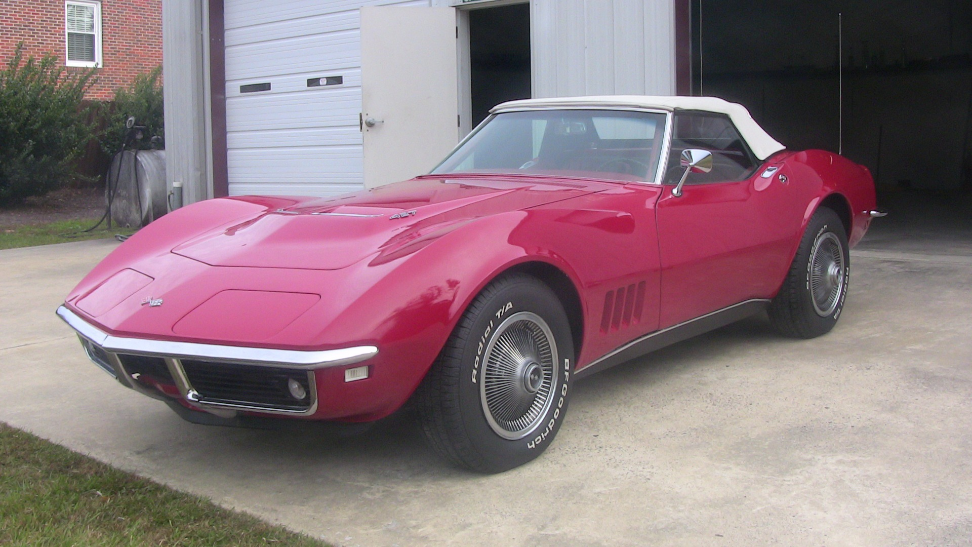 Used 1968 Chevrolet Corvette , For Sale $43000, Call Us: (704) 996-3735