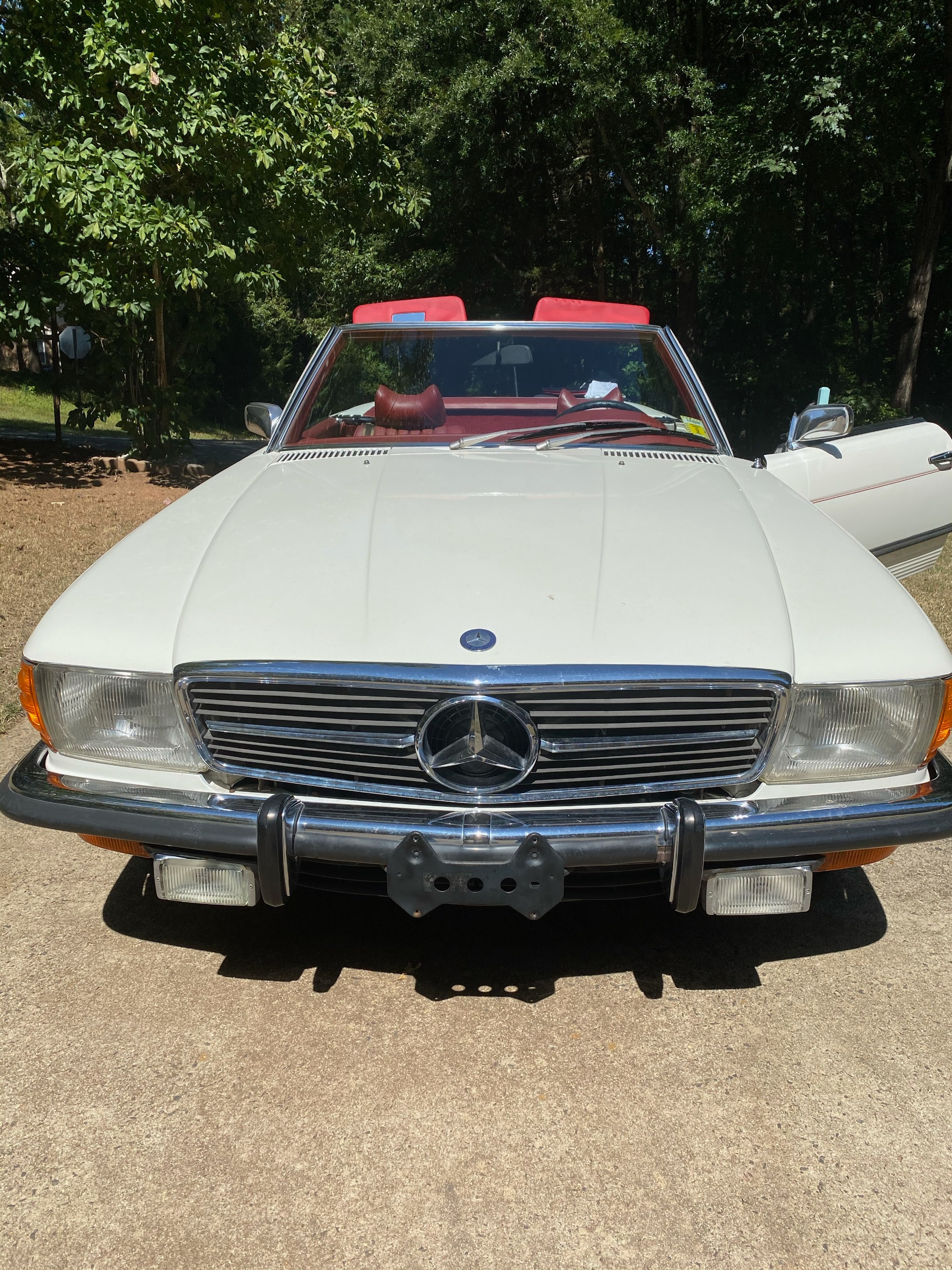 1973 mercedes benz 450 sl stock a181 for sale near for Used mercedes benz for sale in nc