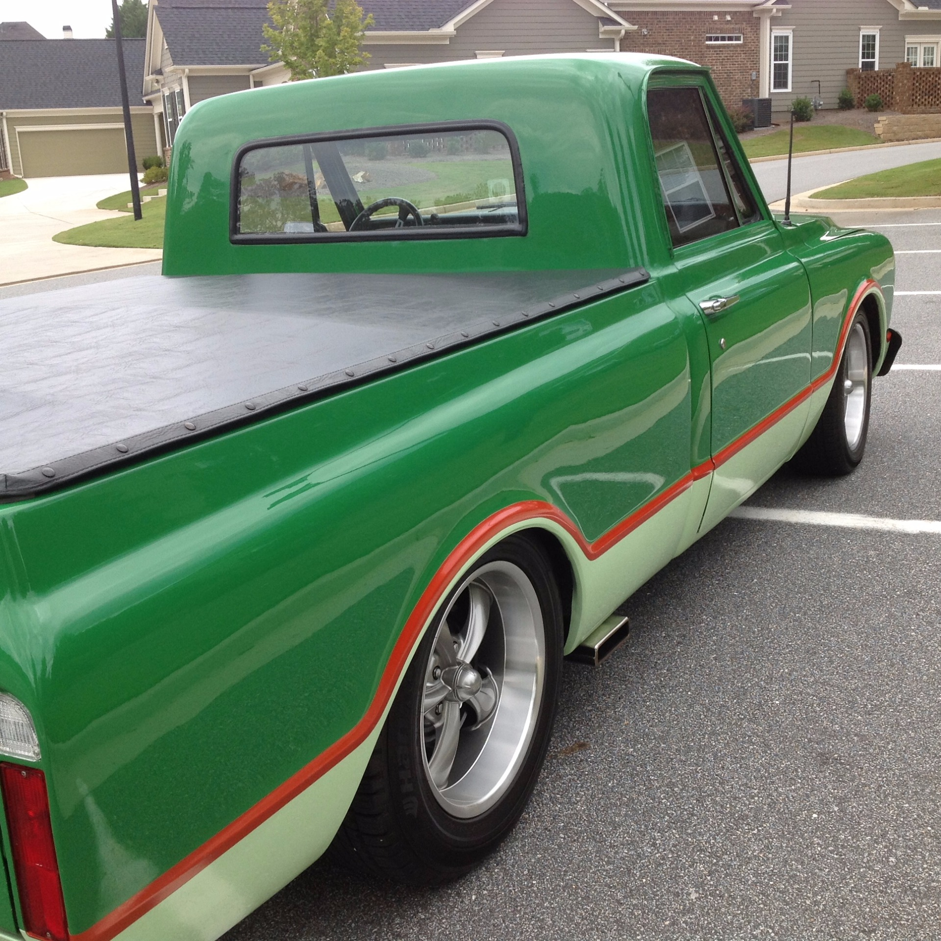 Buick Dealers In Nc: 1967 Chevrolet C10 Stock # A193 For Sale Near Cornelius