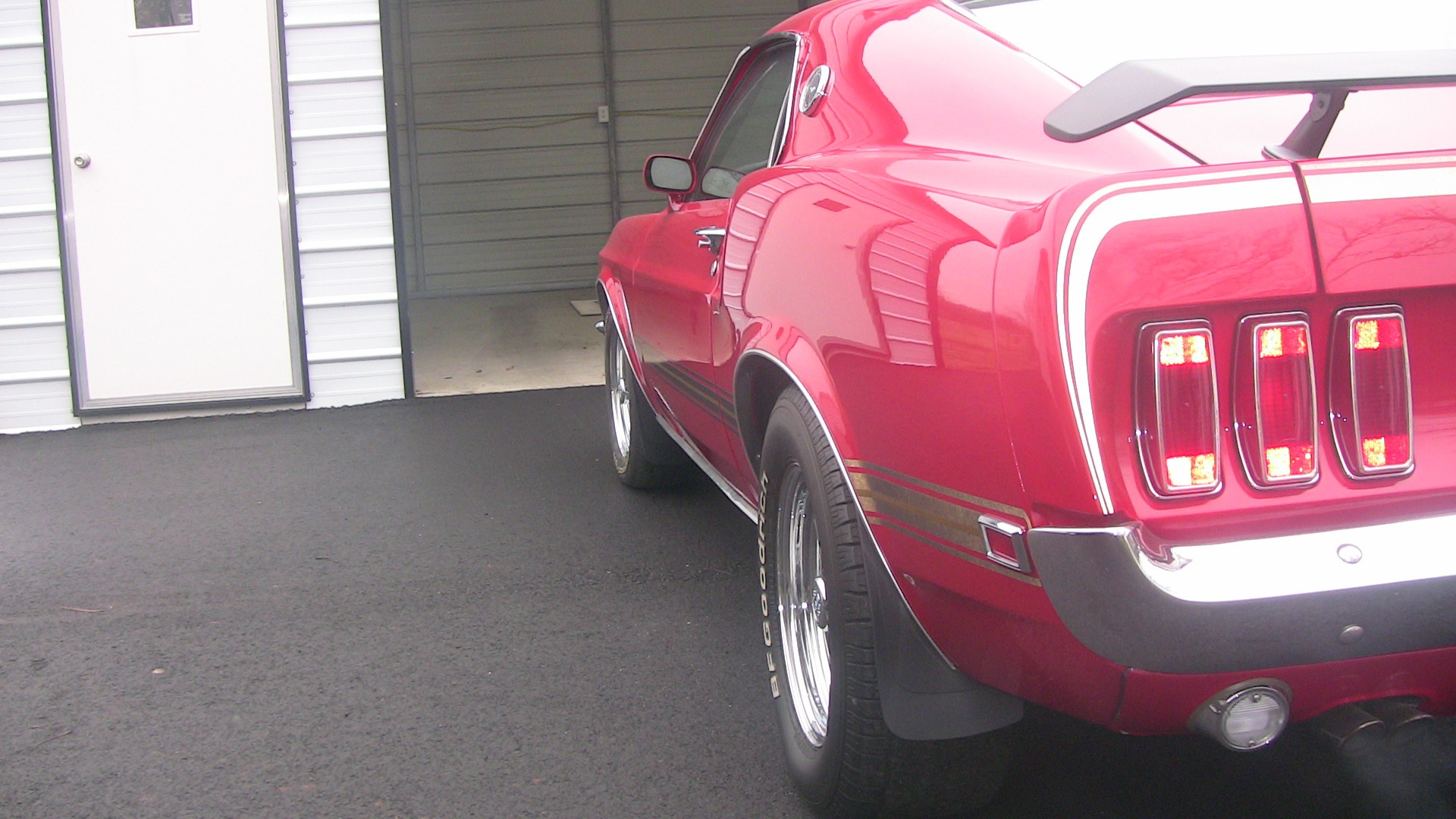 Used 1969 Ford Mustang Mach I | Cornelius, NC