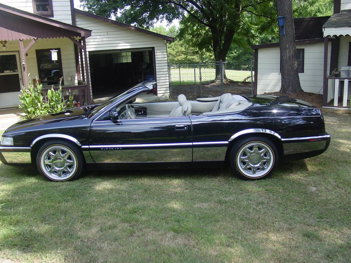 1996 Cadillac Eldorado Convertible Stock B111 For Sale