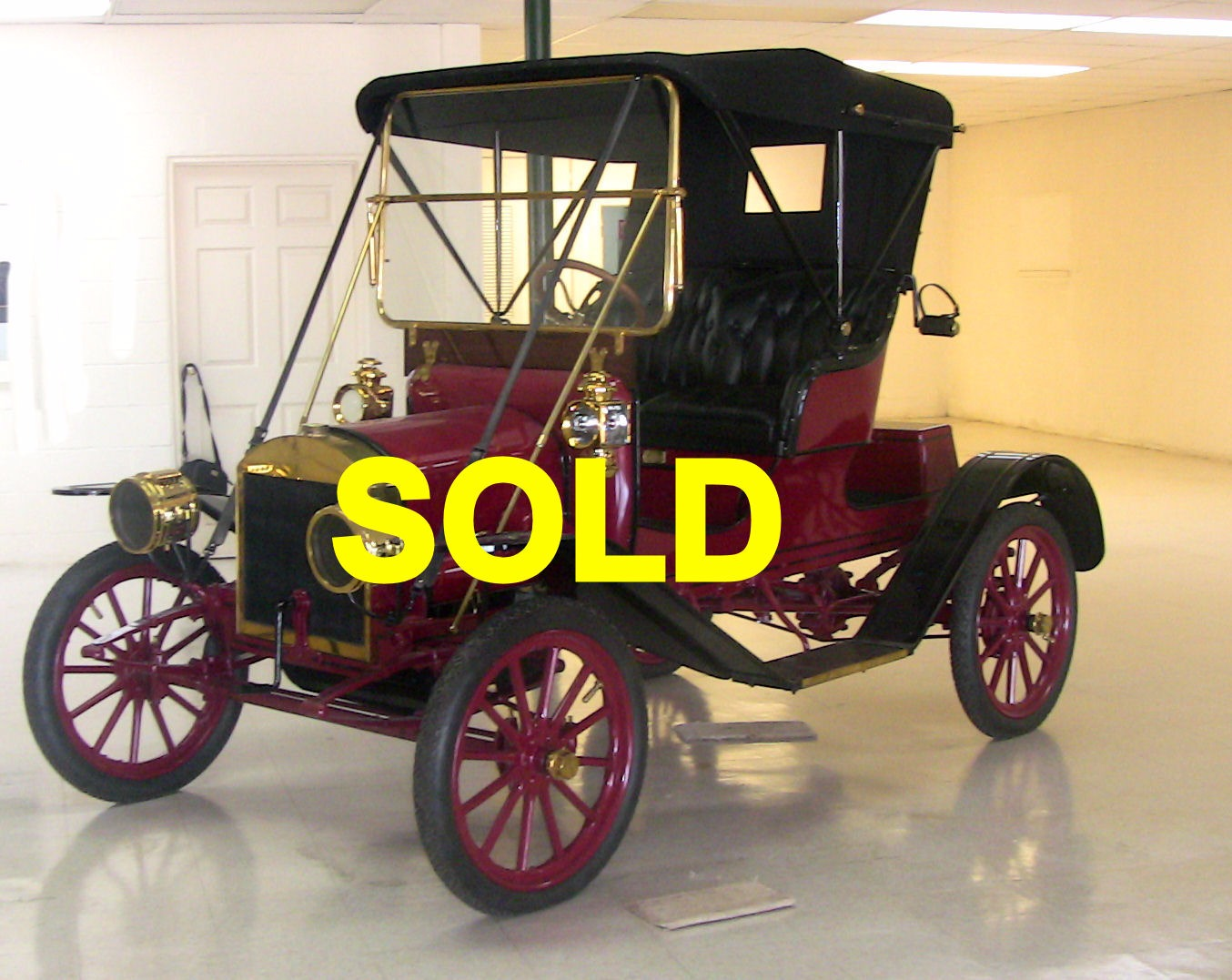 Used 1910 Maxwell Runabout  1 , For Sale $39000, Call Us: (704) 996-3735
