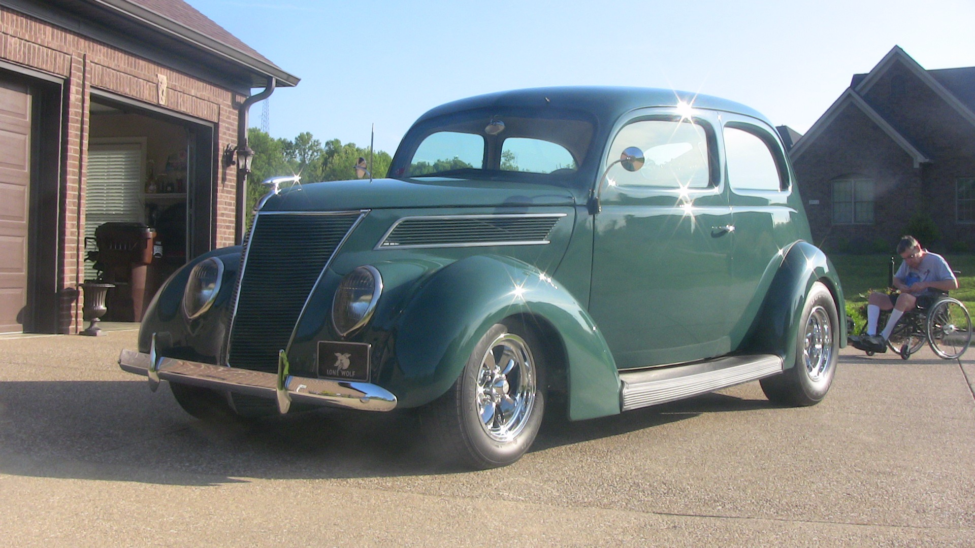 Used 1937 Ford Humpback