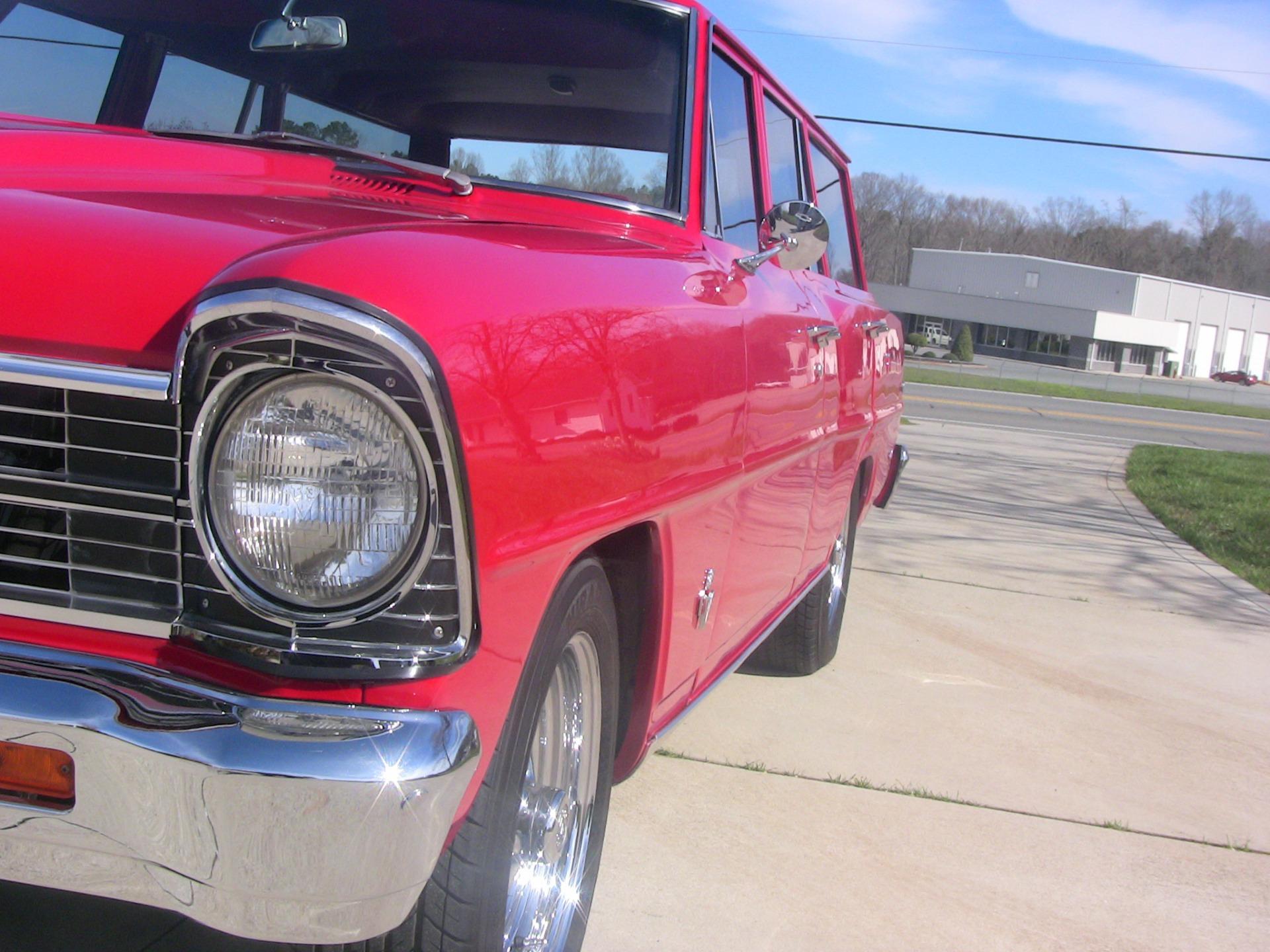 Used 1967 Chevrolet Nova II Station Wagon