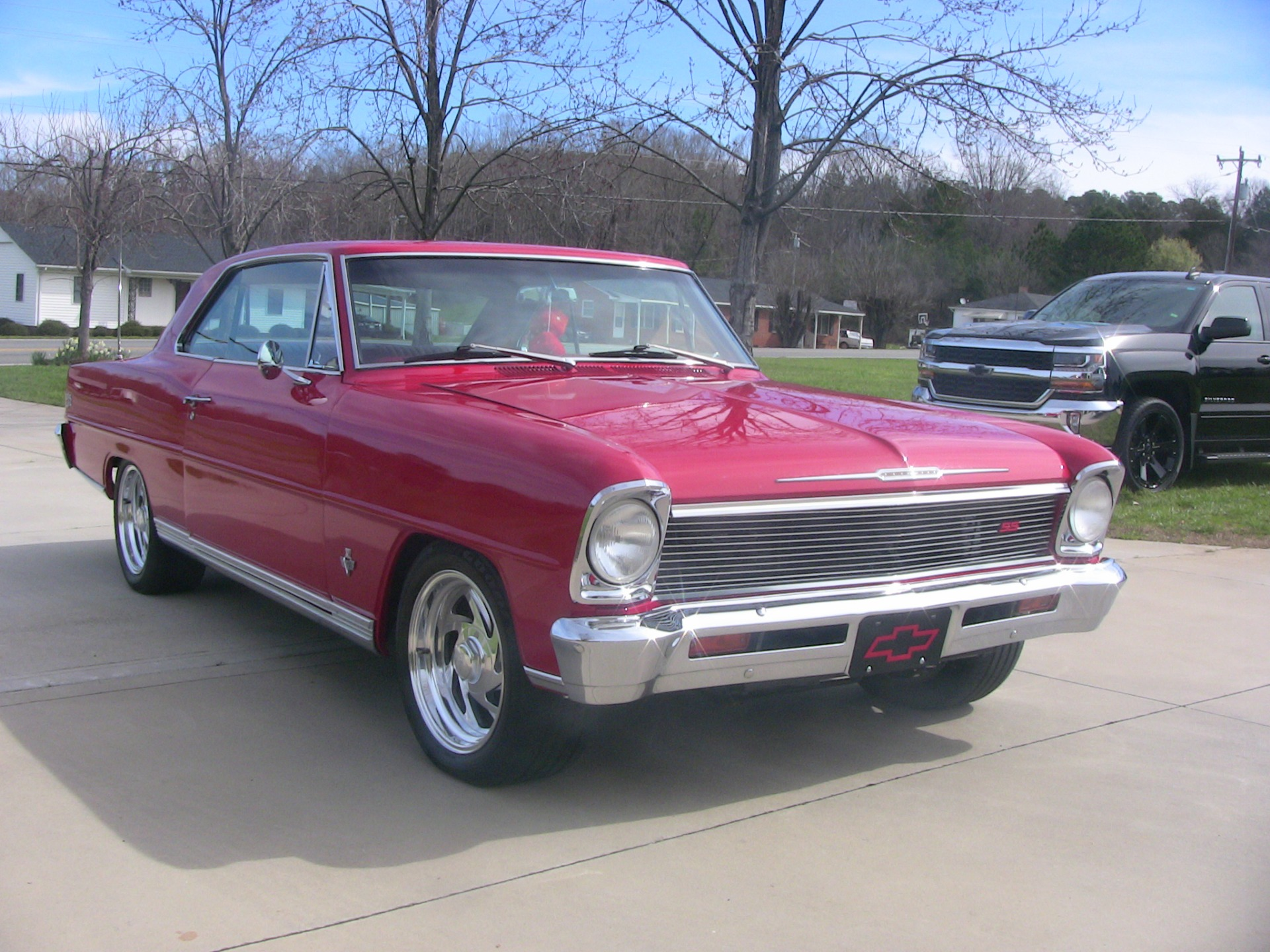 Used 1966 Chevrolet Nova Super Sport