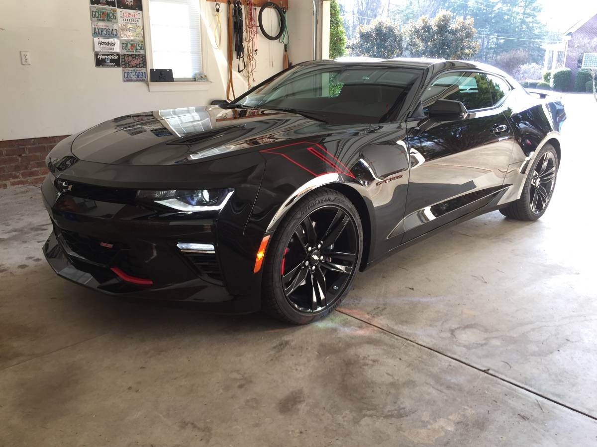 Used 2018 Chevrolet Camaro 2SS Redline Edition For Sale ...