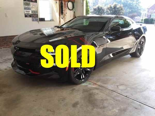 Used 2018 Chevrolet Camaro 2SS Redline Edition 110 , For Sale $45000, Call Us: (704) 996-3735