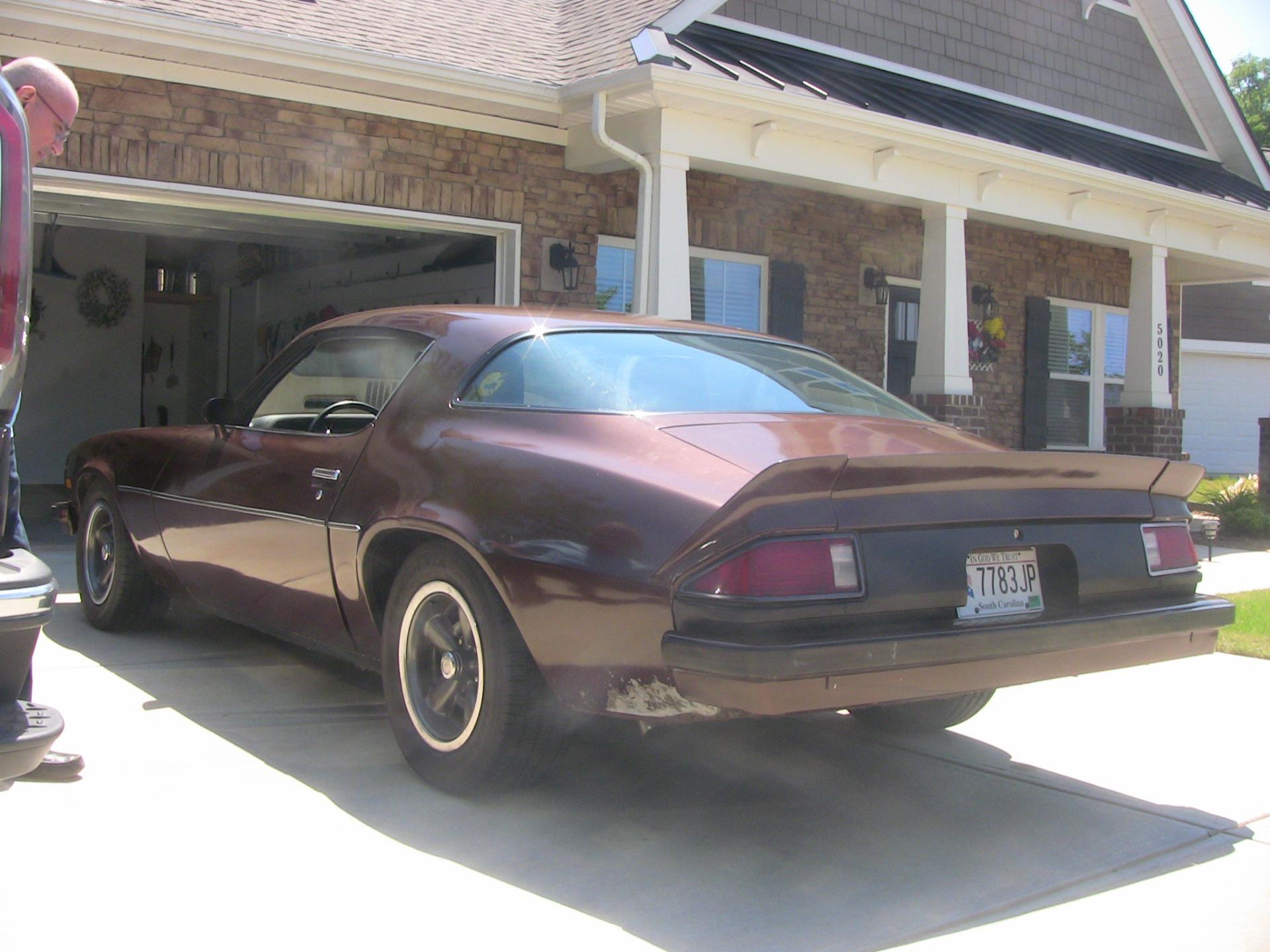 Used-1977-Chevrolet-Camaro-Z28