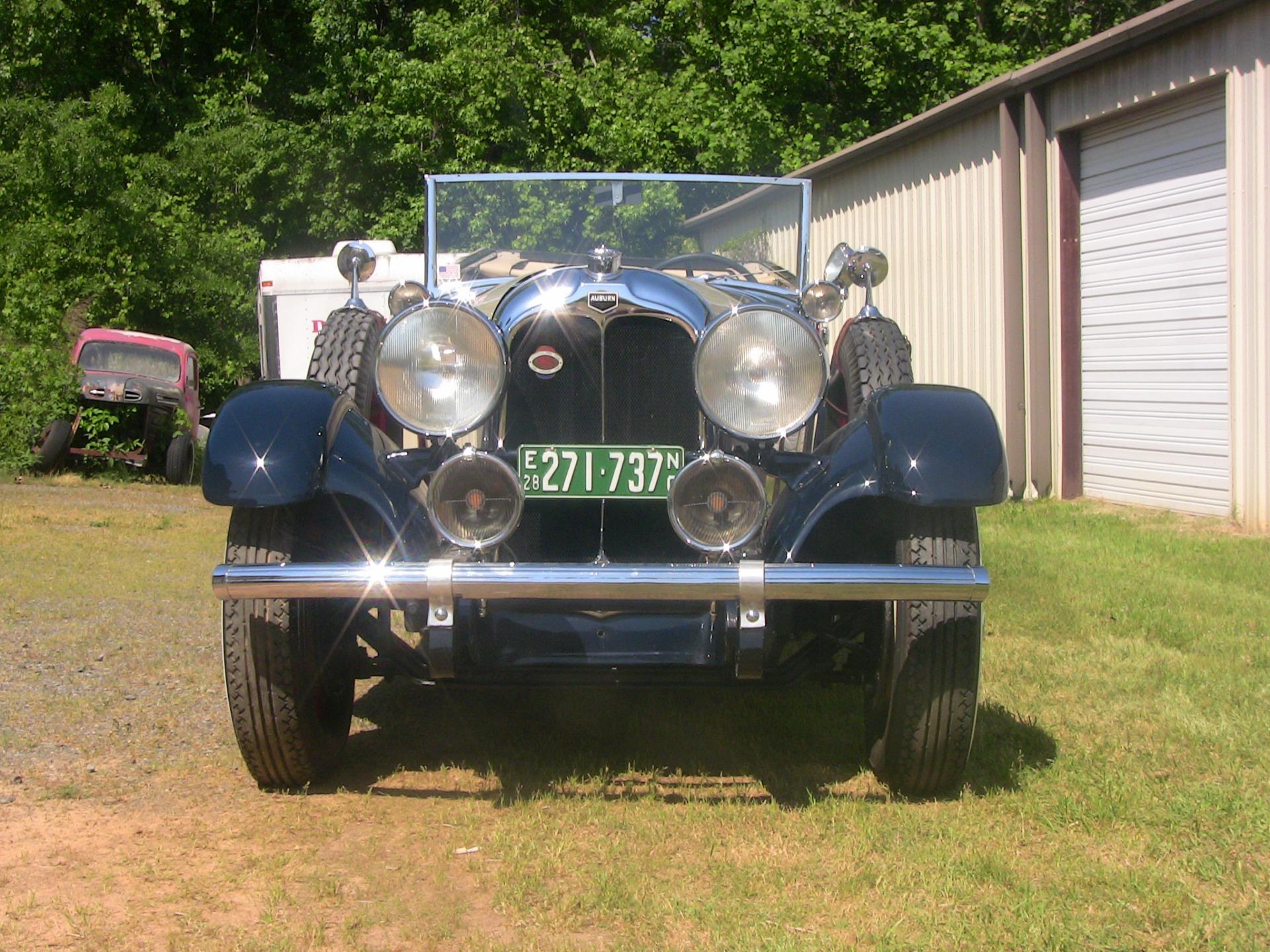Used 1928 Auburn Phaeton Used 1928 Auburn Phaeton for sale $80,000 at Classic Lady Motors in Cornelius NC 12