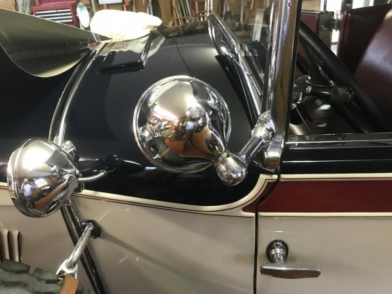 Used 1928 Auburn Phaeton Used 1928 Auburn Phaeton for sale $80,000 at Classic Lady Motors in Cornelius NC 16