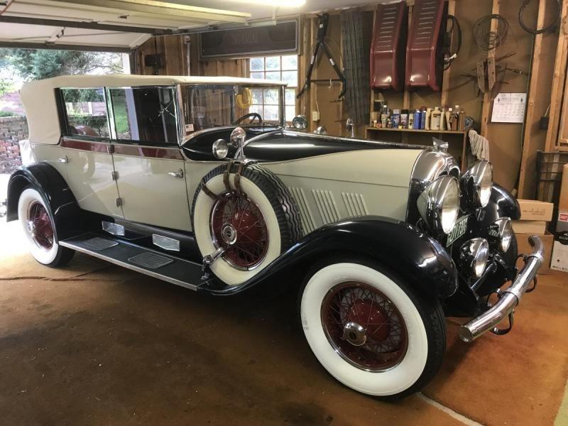 Used 1928 Auburn Phaeton 8 115