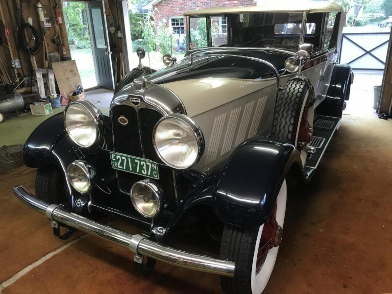 Used 1928 Auburn Phaeton