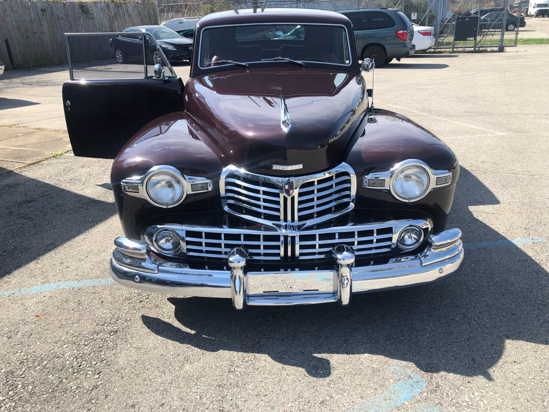 Used 1948 Lincoln Continental