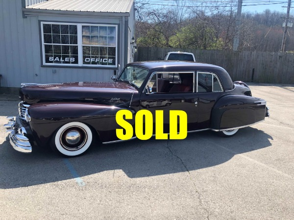 1948 Lincoln Continental  For Sale $42500