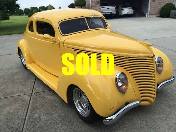 1938 Ford Coupe  For Sale $42500