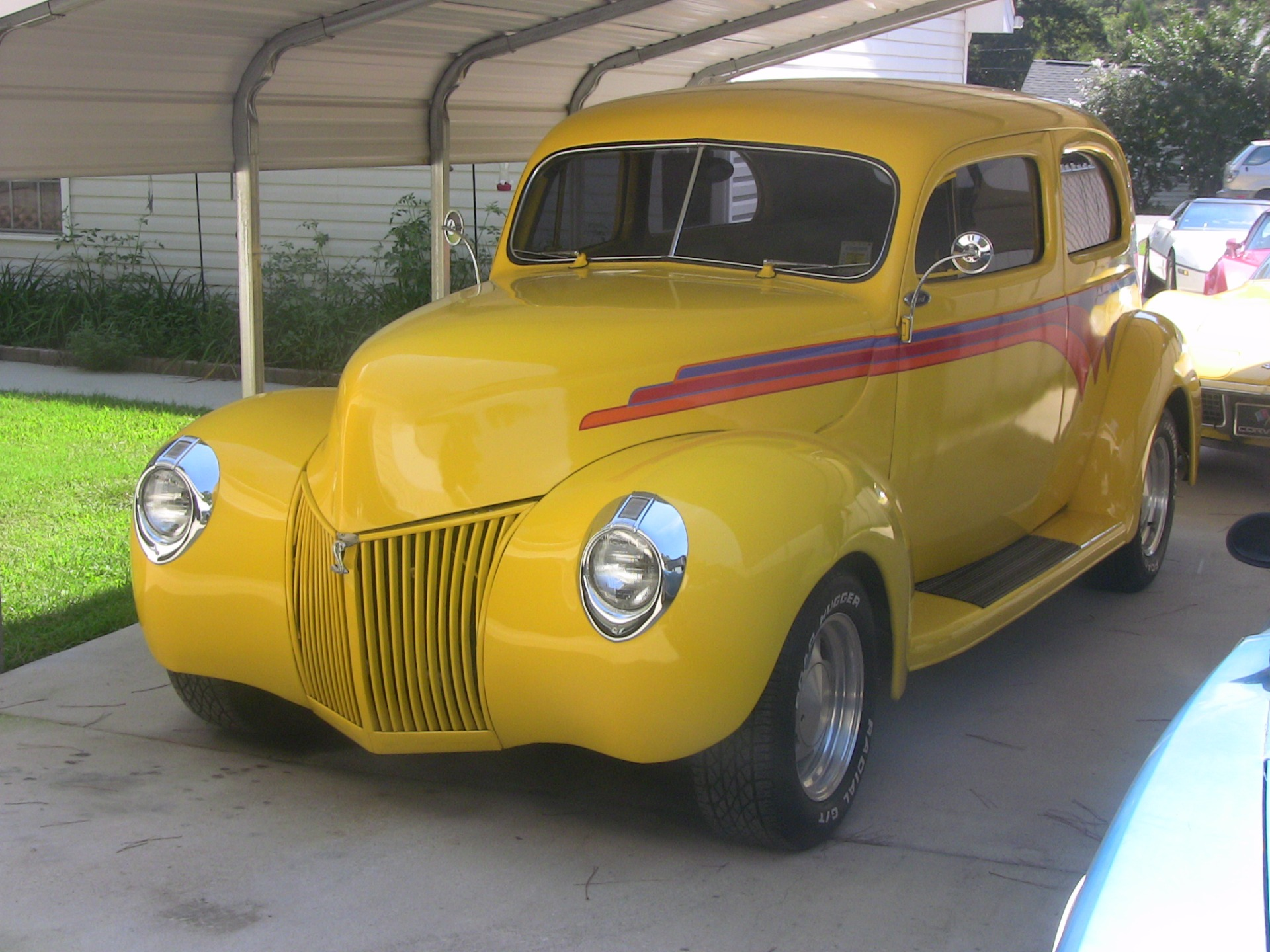 Used 1940 Ford Deluxe Custom