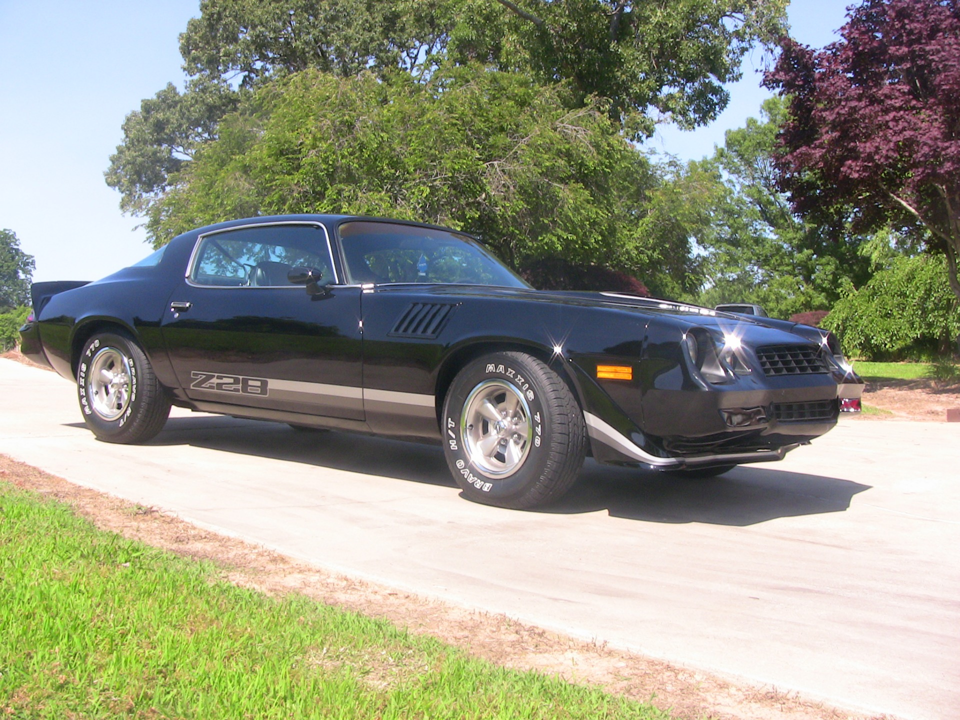 Used 1979 Chevrolet Camaro Z28