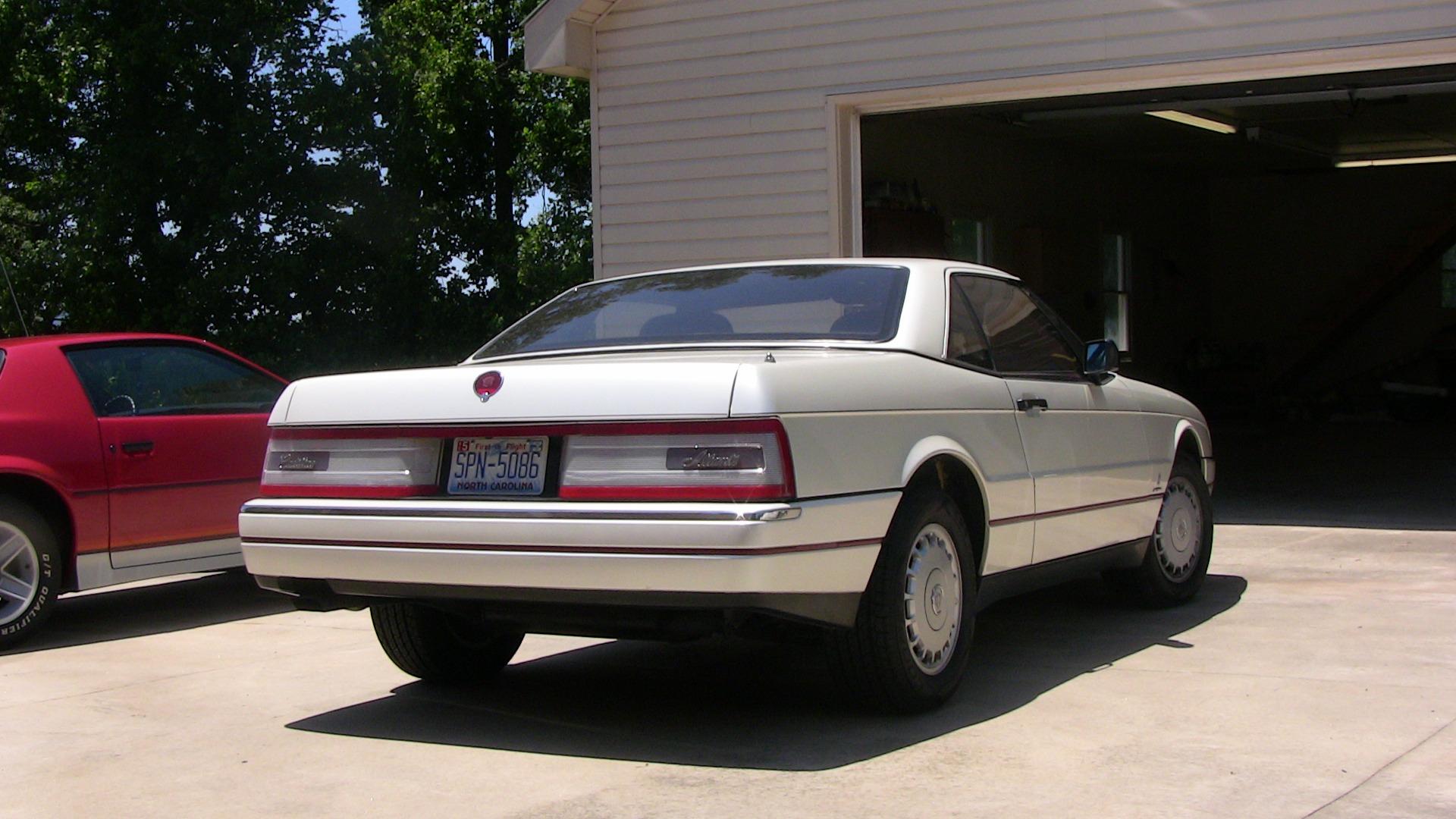 Used 1987 Cadillac Allante