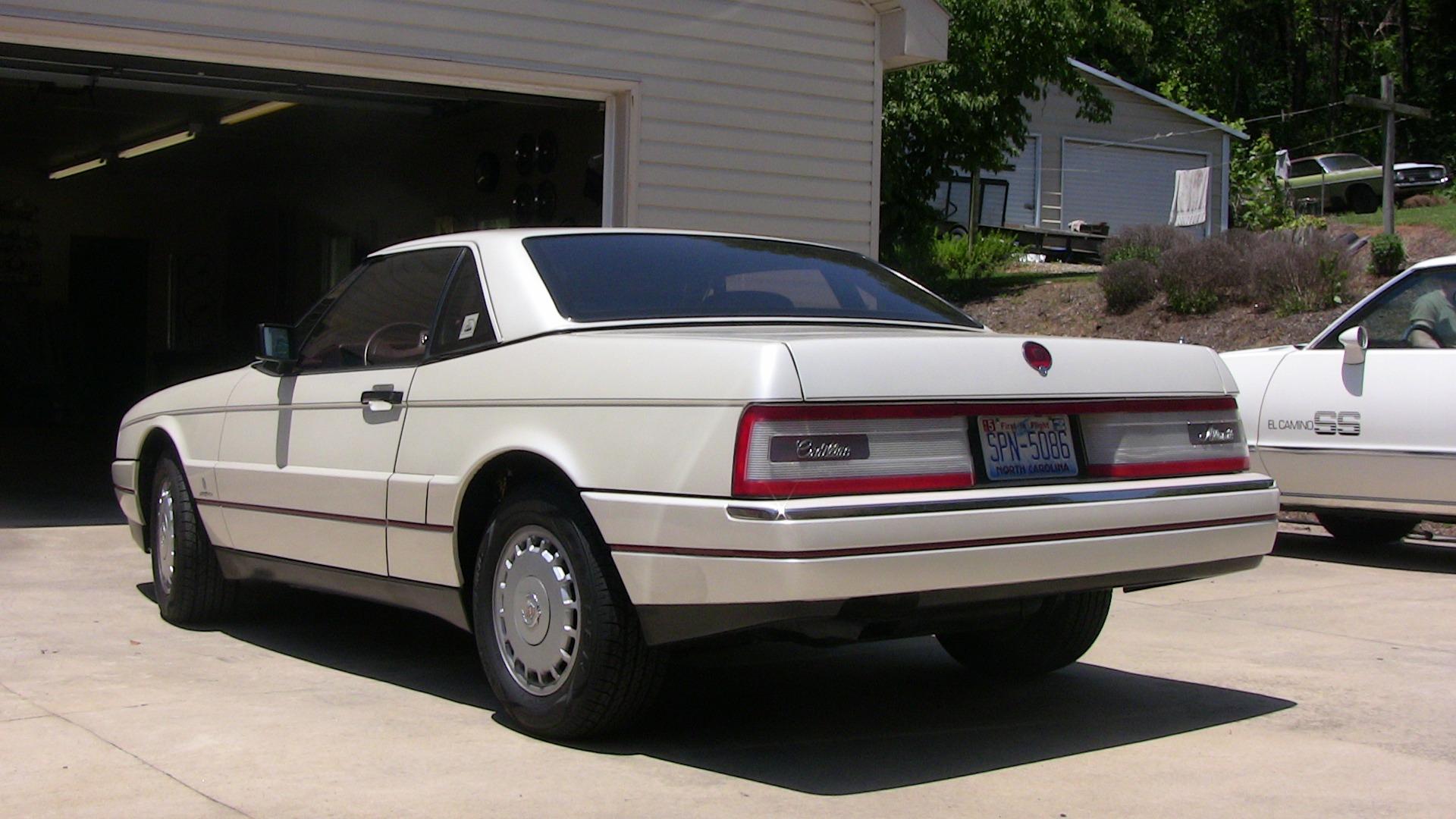 Used 1987 Cadillac Allante Pinafarina Convertible