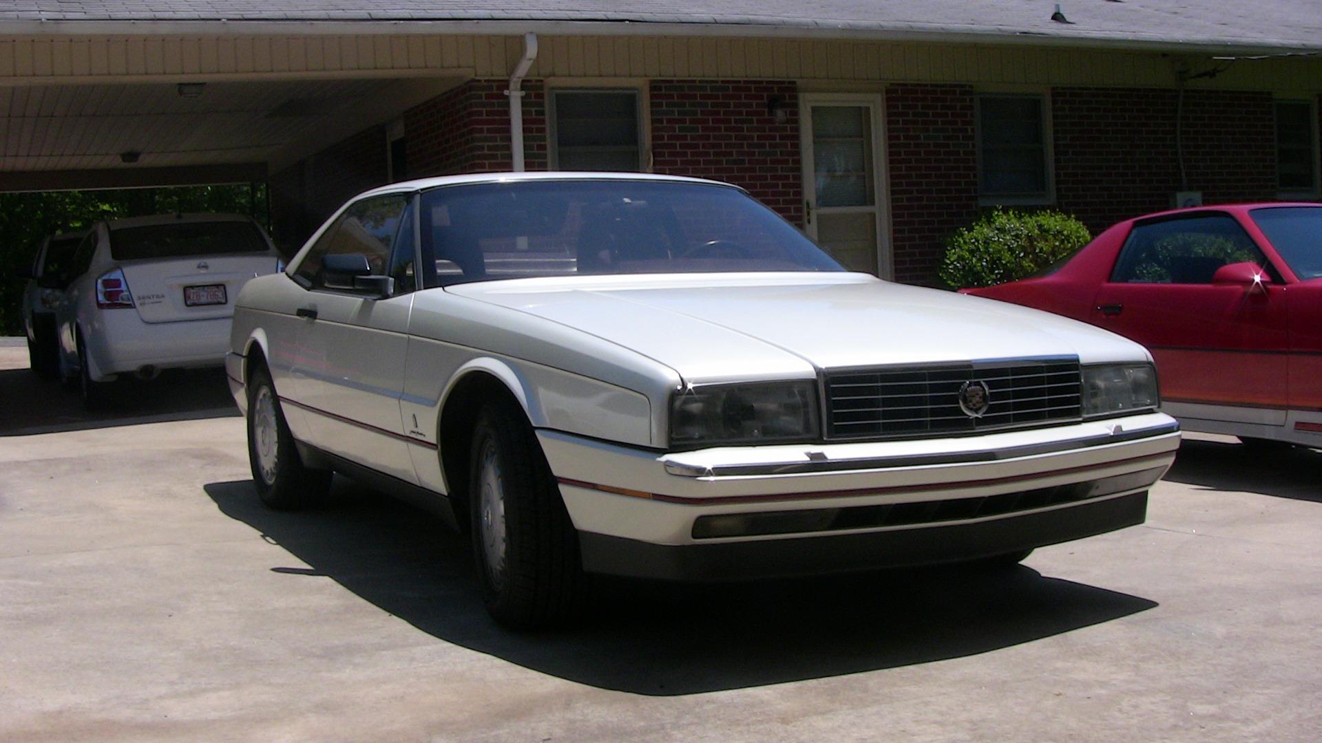Used 1987 Cadillac Allante Pinafarina Convertible  124 , For Sale $11000, Call Us: (704) 996-3735
