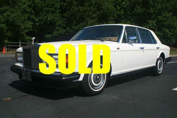 1994 Rolls Royce Silver Spur III  For Sale $22900