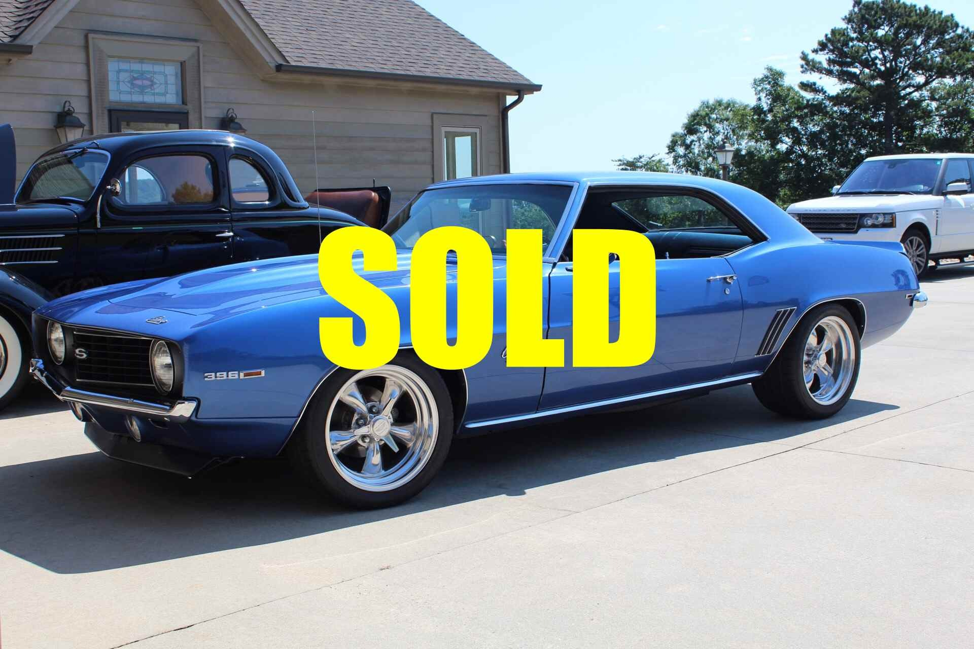 Used 1969 Chevrolet Camaro SS  127 , For Sale $60000, Call Us: (704) 996-3735