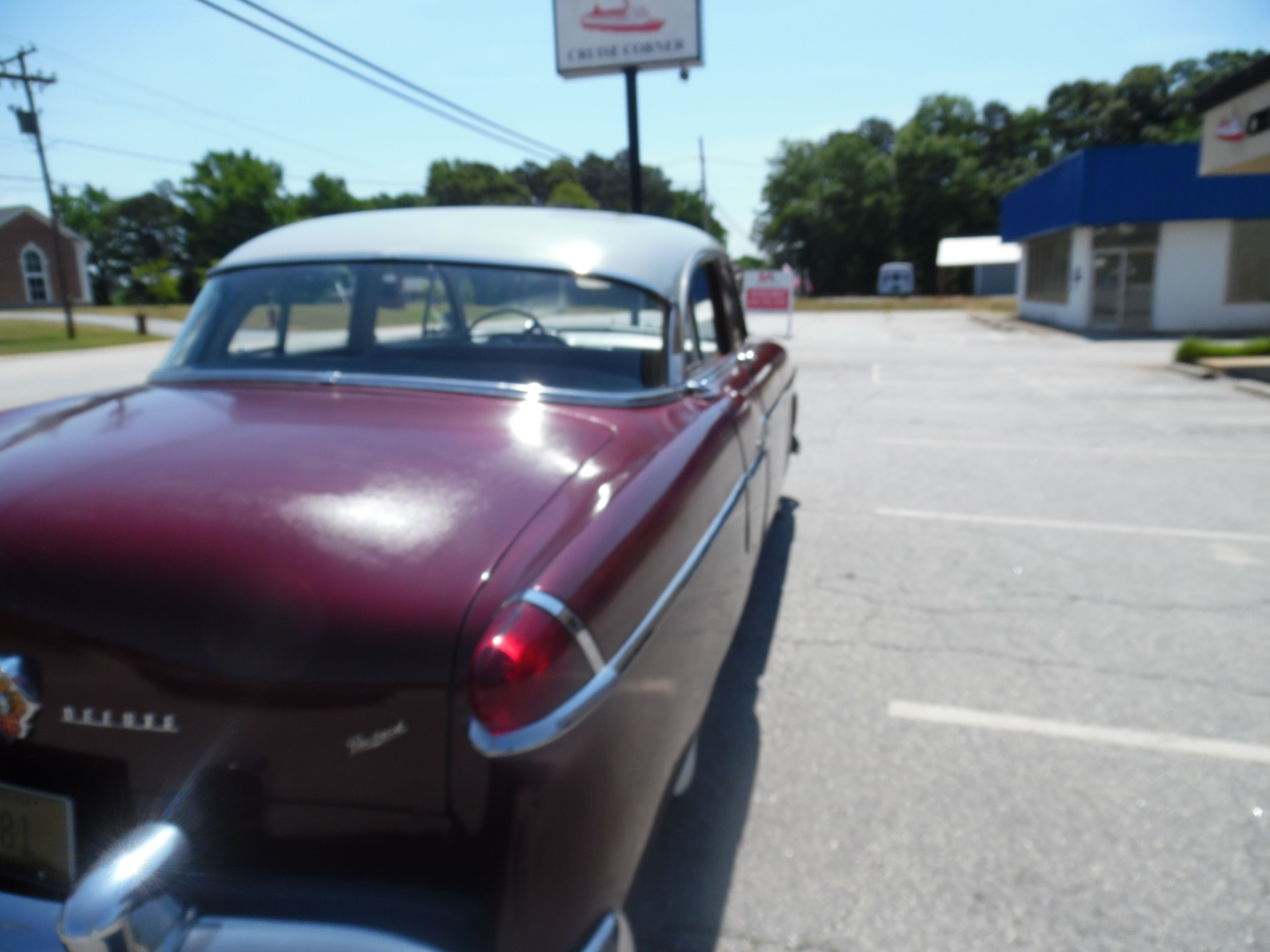 Used 1954 Packard Clipper Deluxe